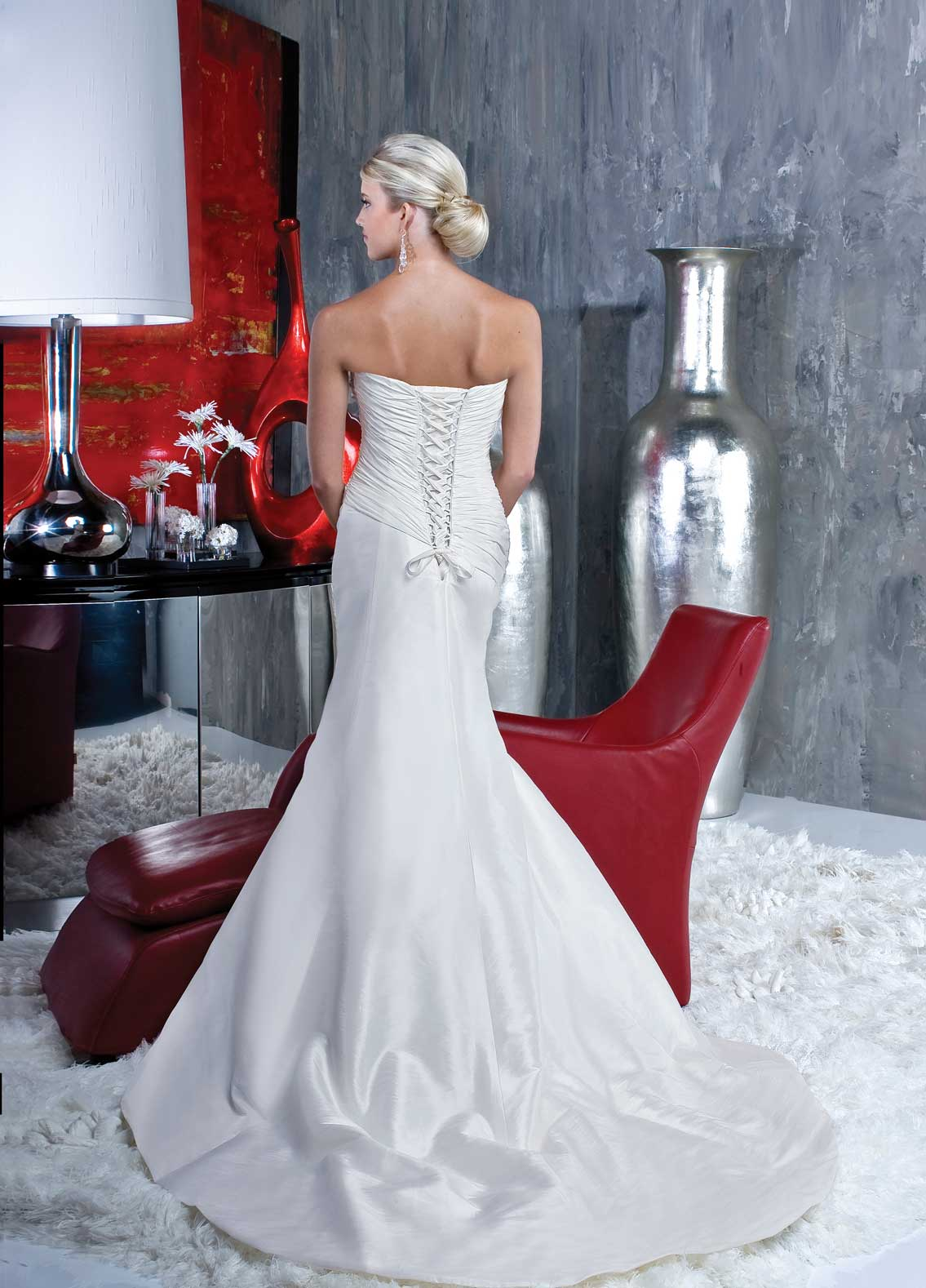 Back view of Style : 8251