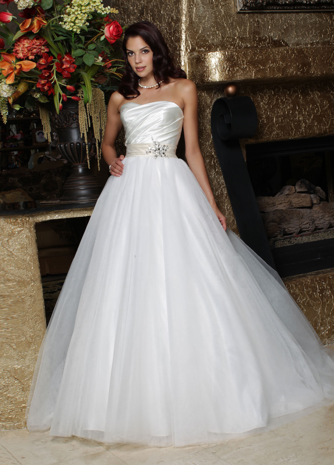 Front view of Style : 50163
