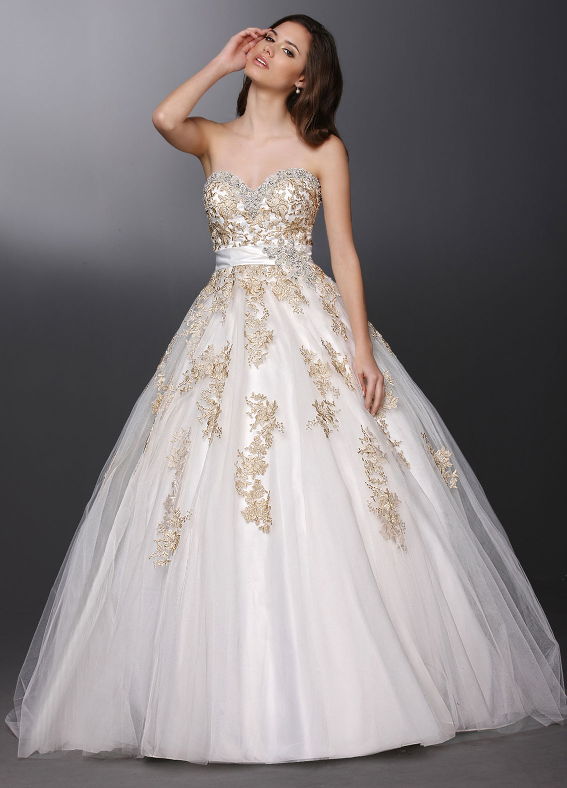 Front view of Style : 50282