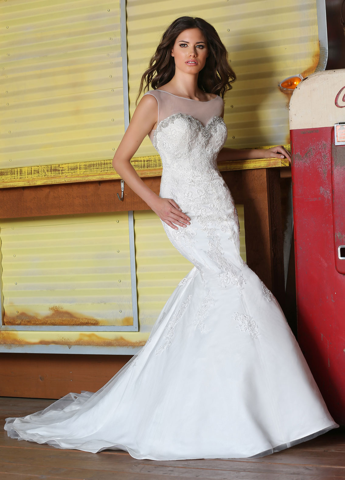 Front view of Style : 50309