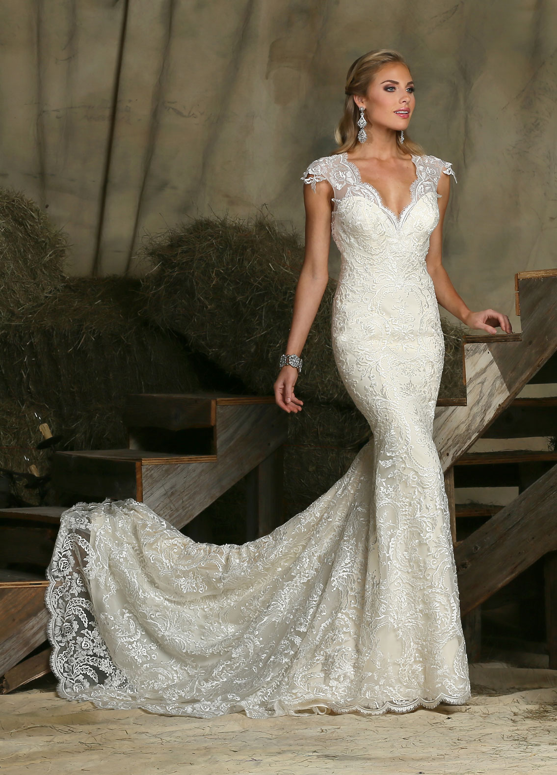 Front view of Style : 50329
