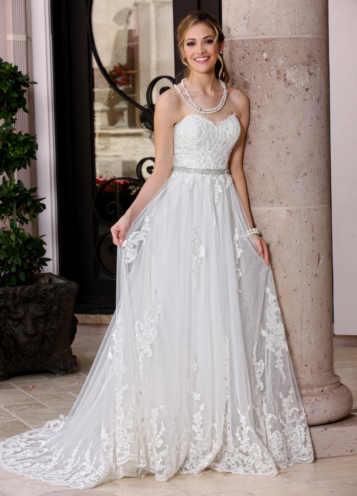 Front view of Style : 50355