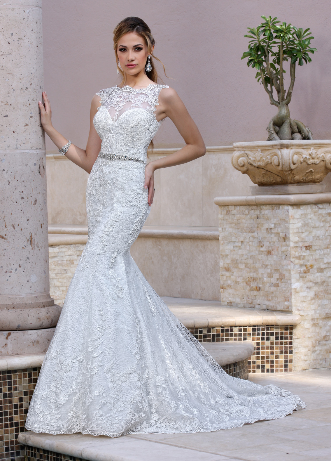 Front view of Style : 50359