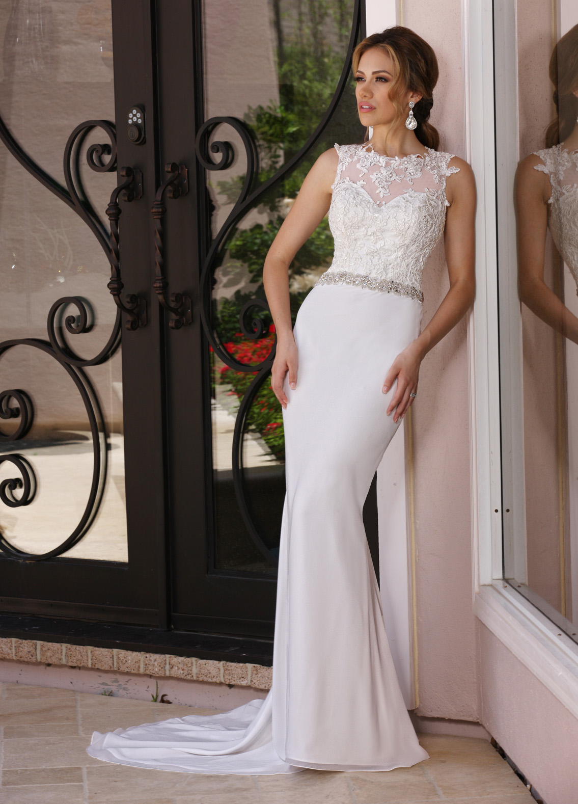 Front view of Style : 50364