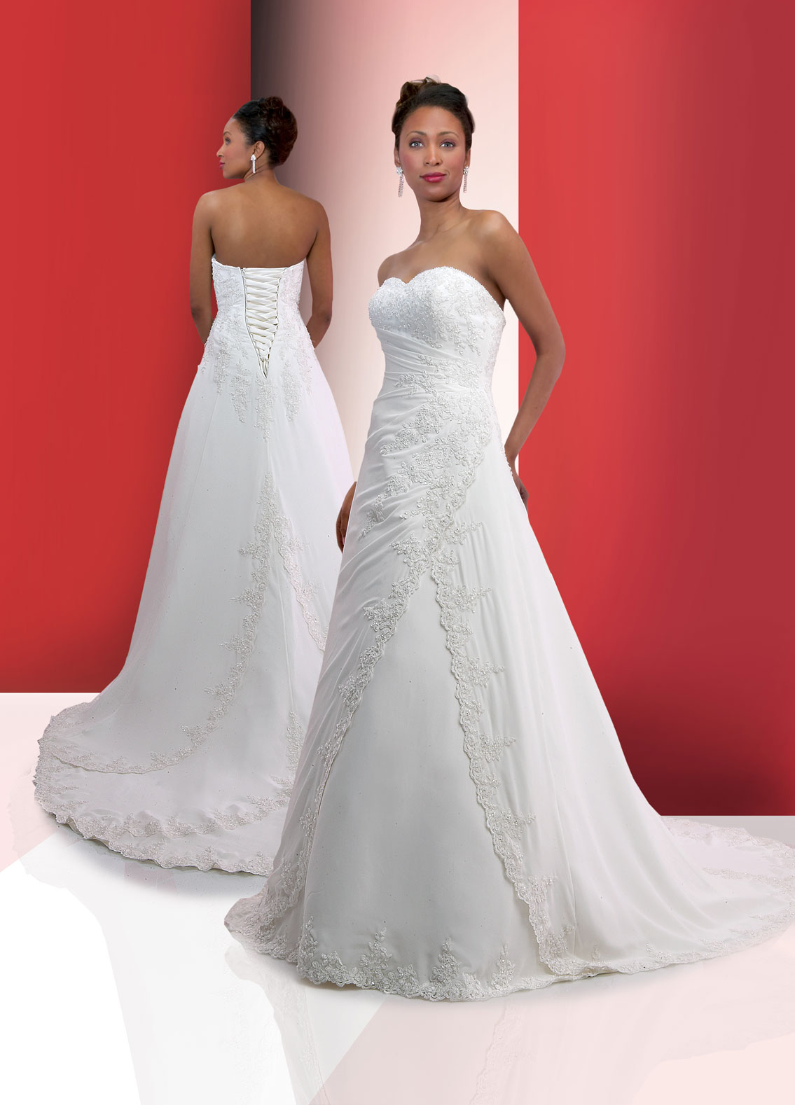 Front view of Style : 8307