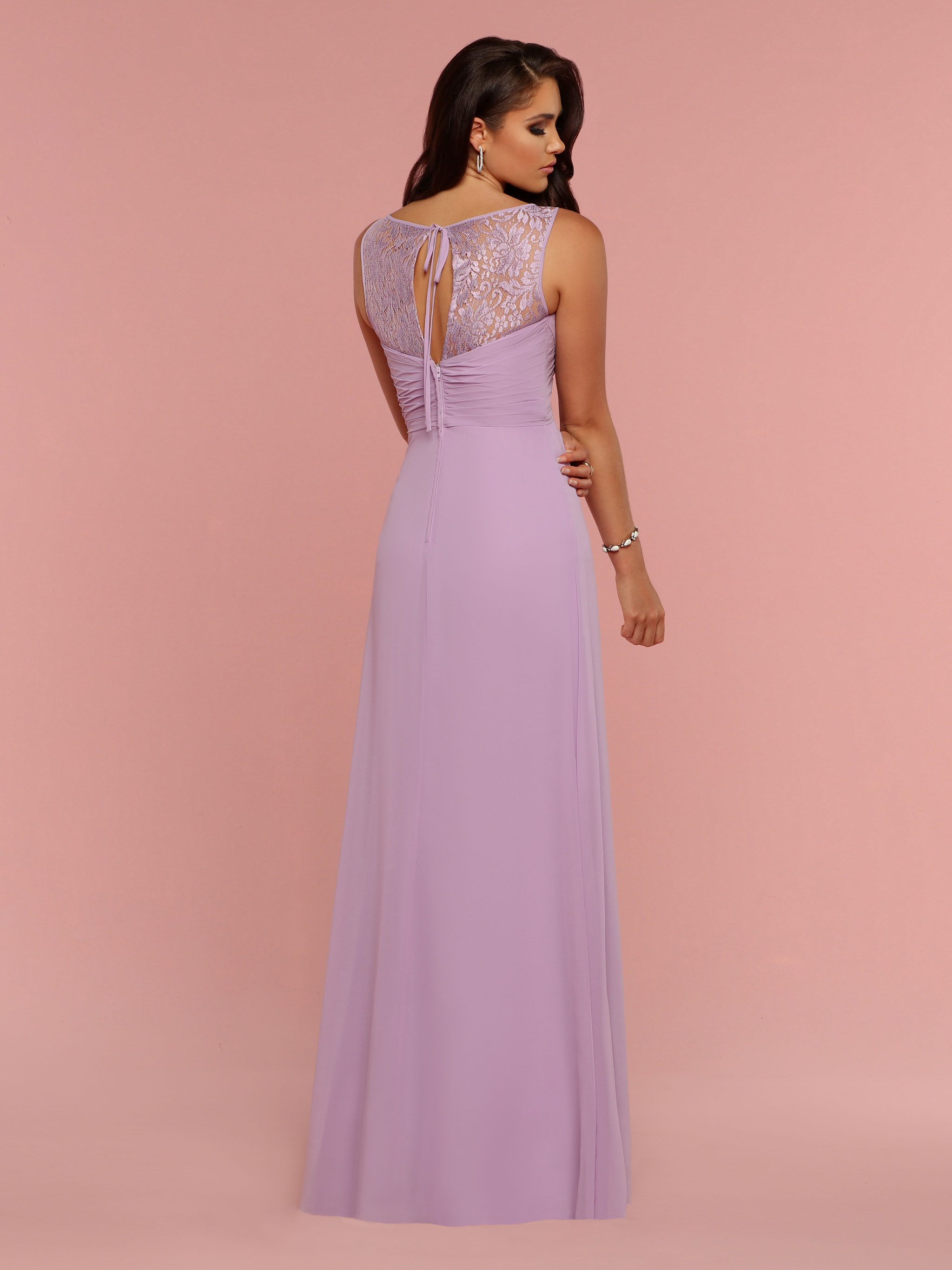 Back view of Style : 60332