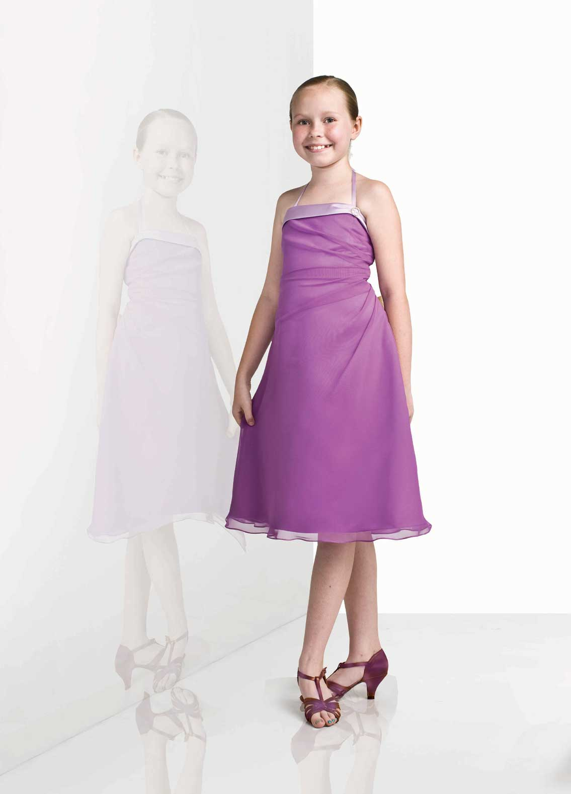 Junior bridesmaid dresses davinci bridal designed especially for the young ladies in your wedding party davincis junior bridesmaid dresses combine simple lines and charming colors for an ombrellifo Images
