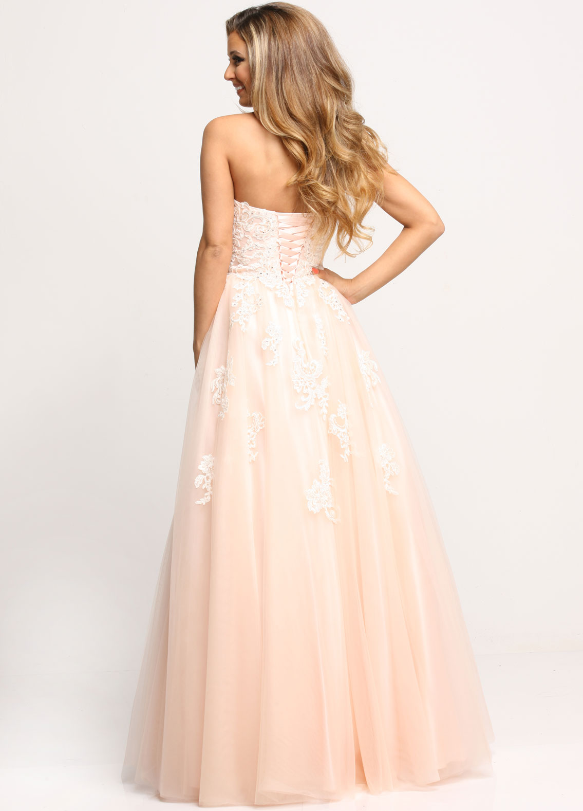 Back view of Style : 71632
