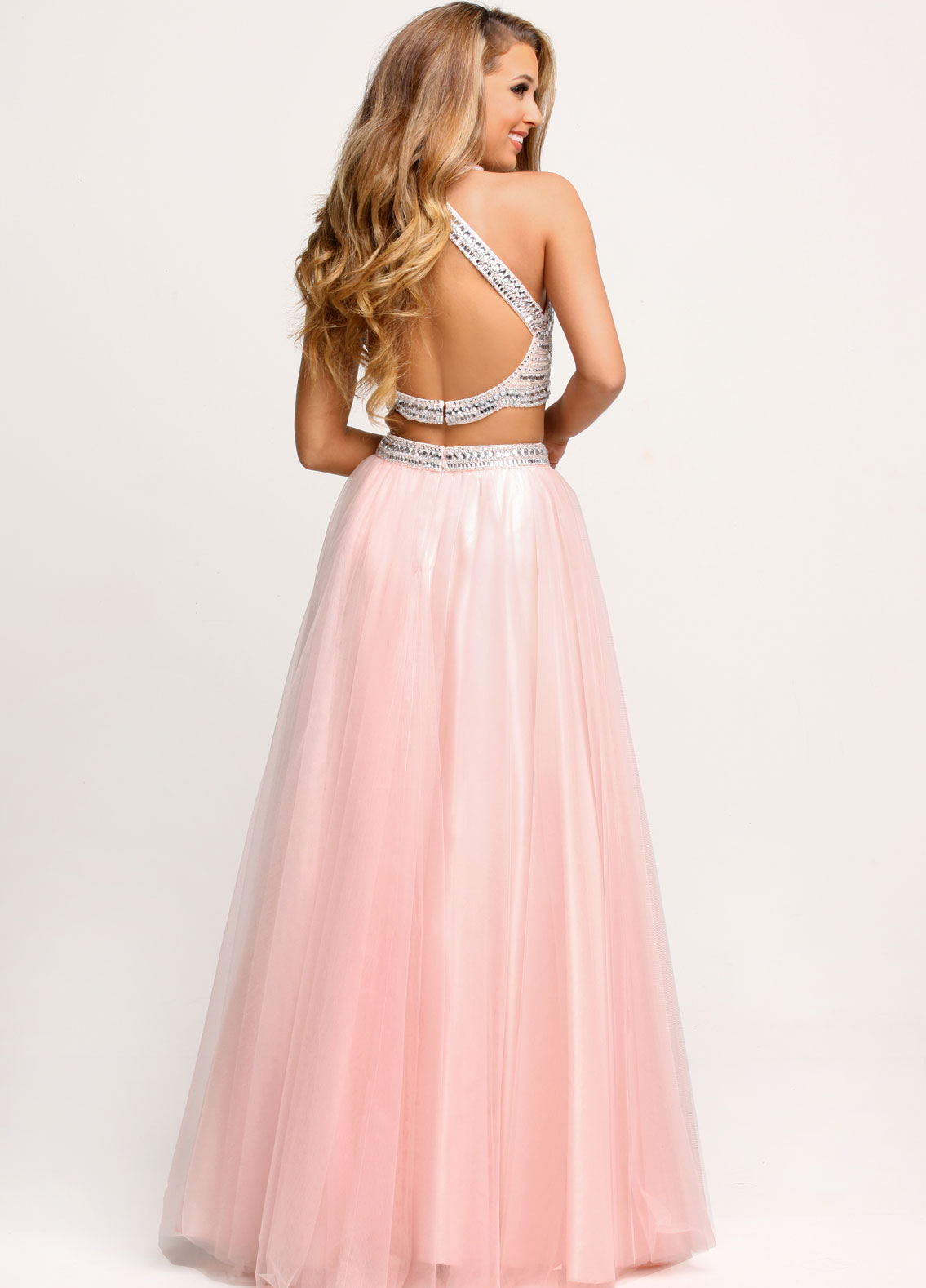 Image showing back view of style #71686