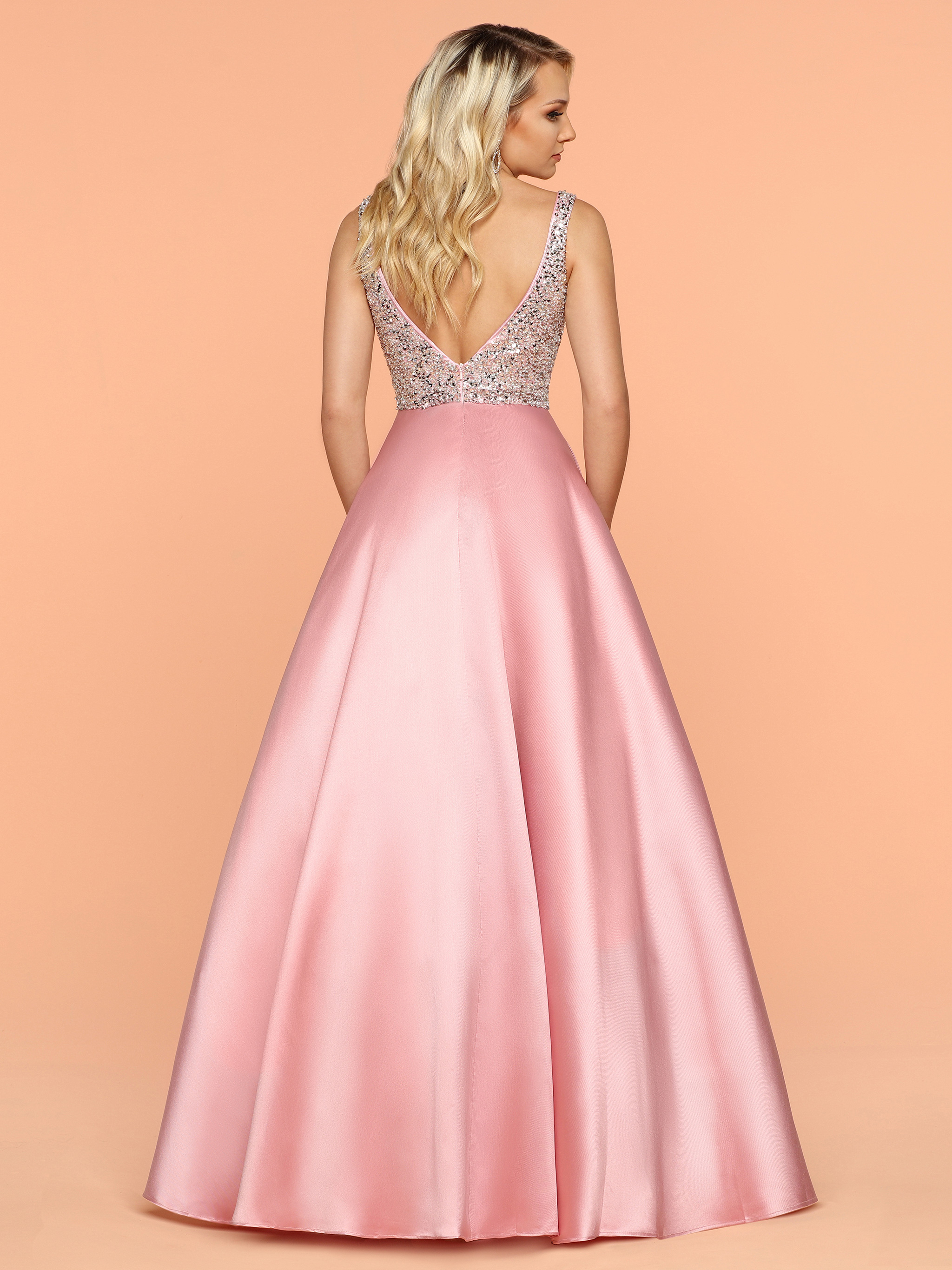 Back view of Style : 71800