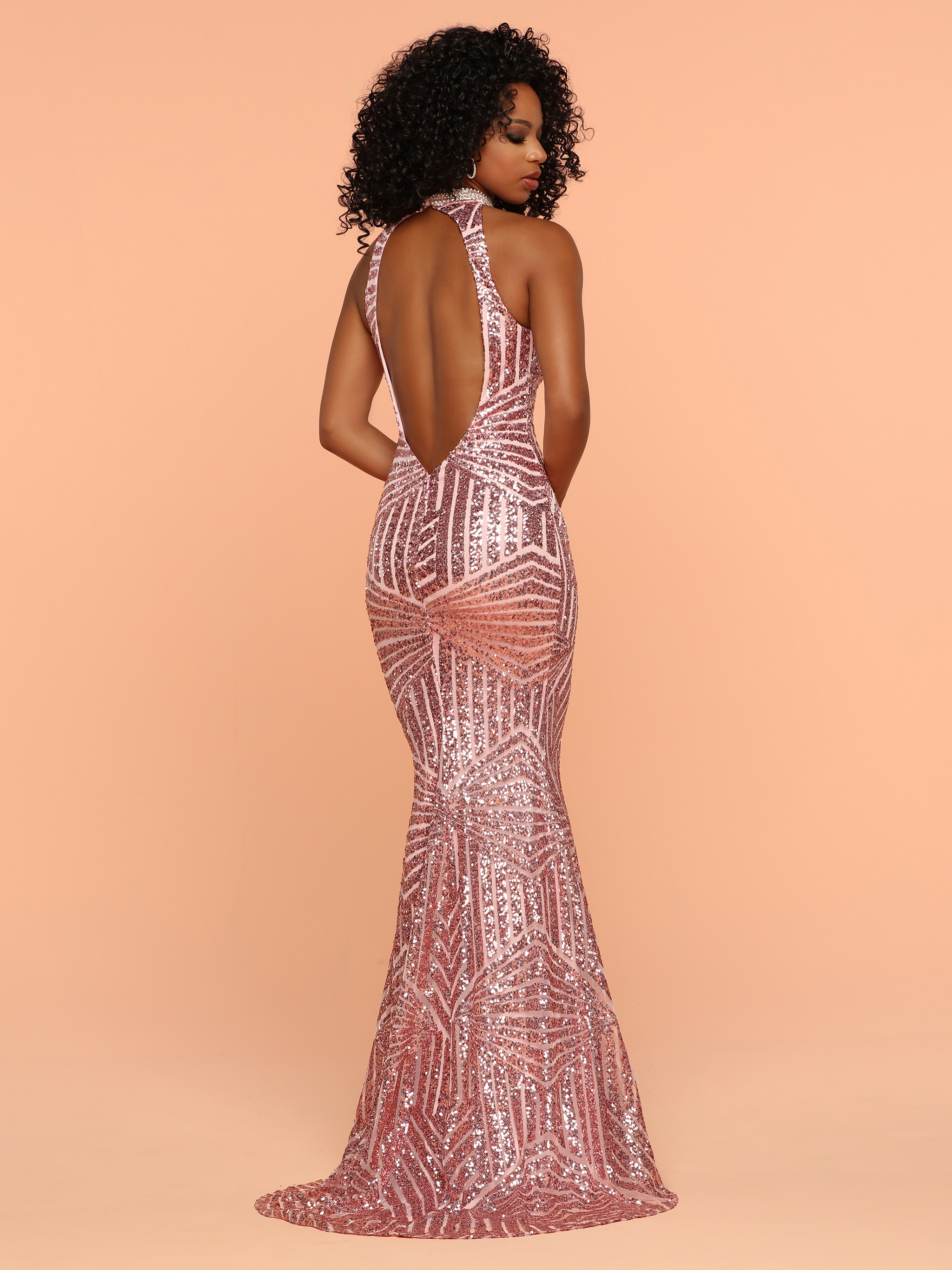Back view of Style : 71816