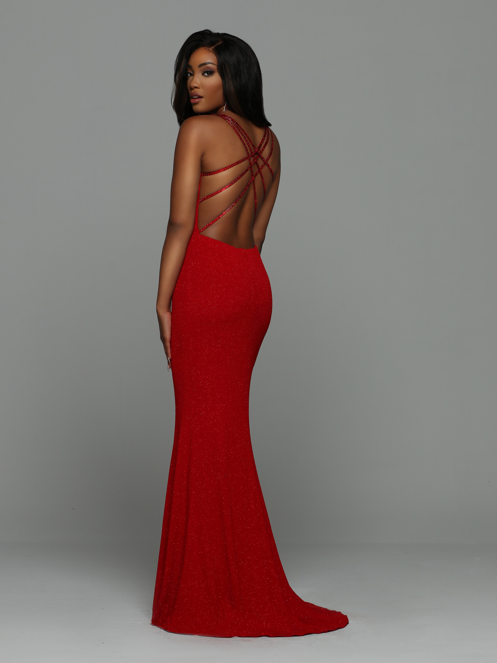 Back view of Style : 71927