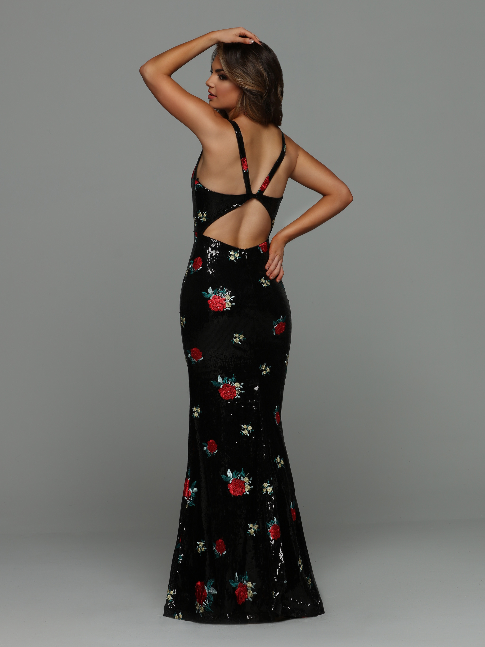 Back view of Style : 71952