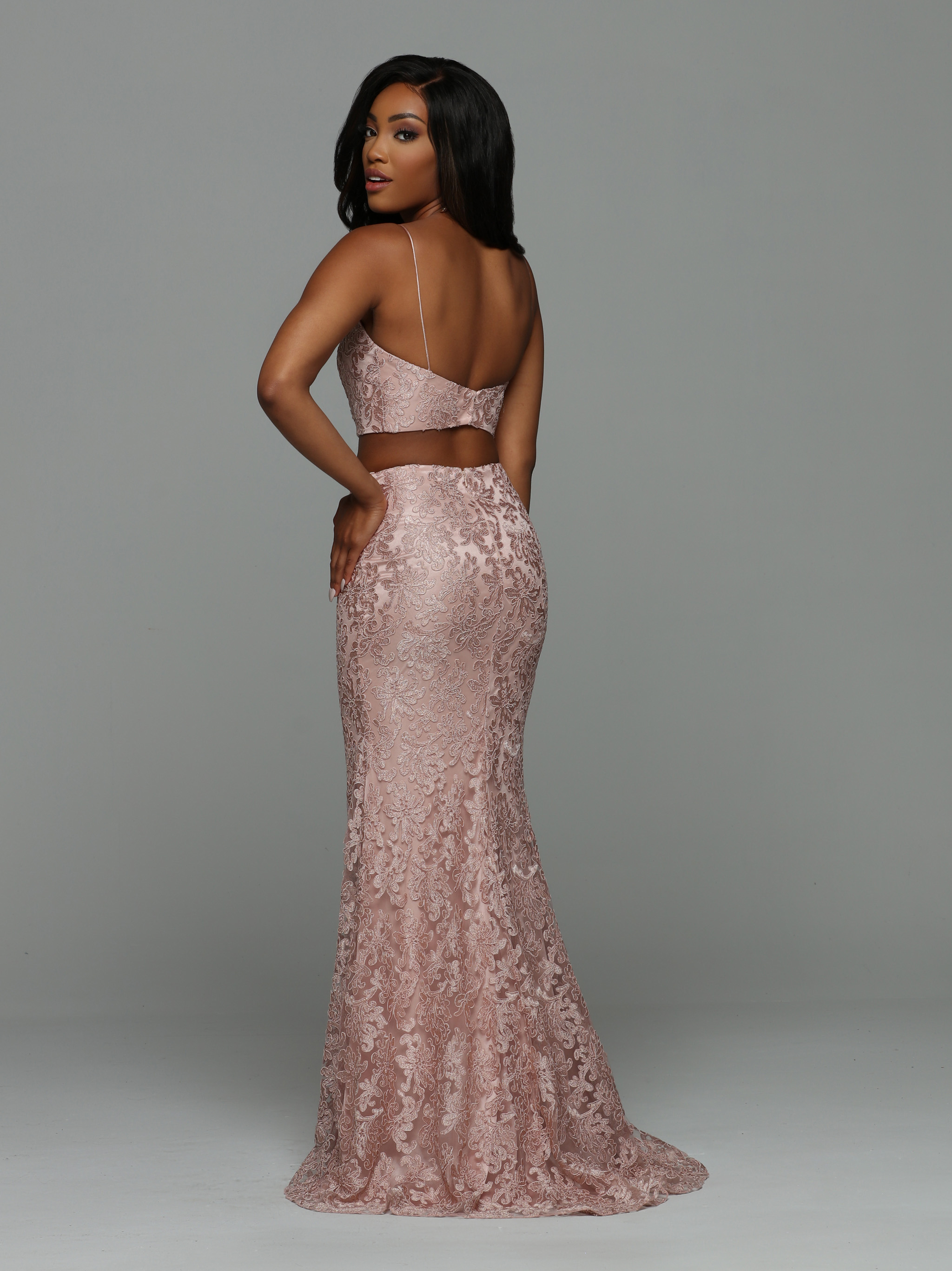 Back view of Style : 71956