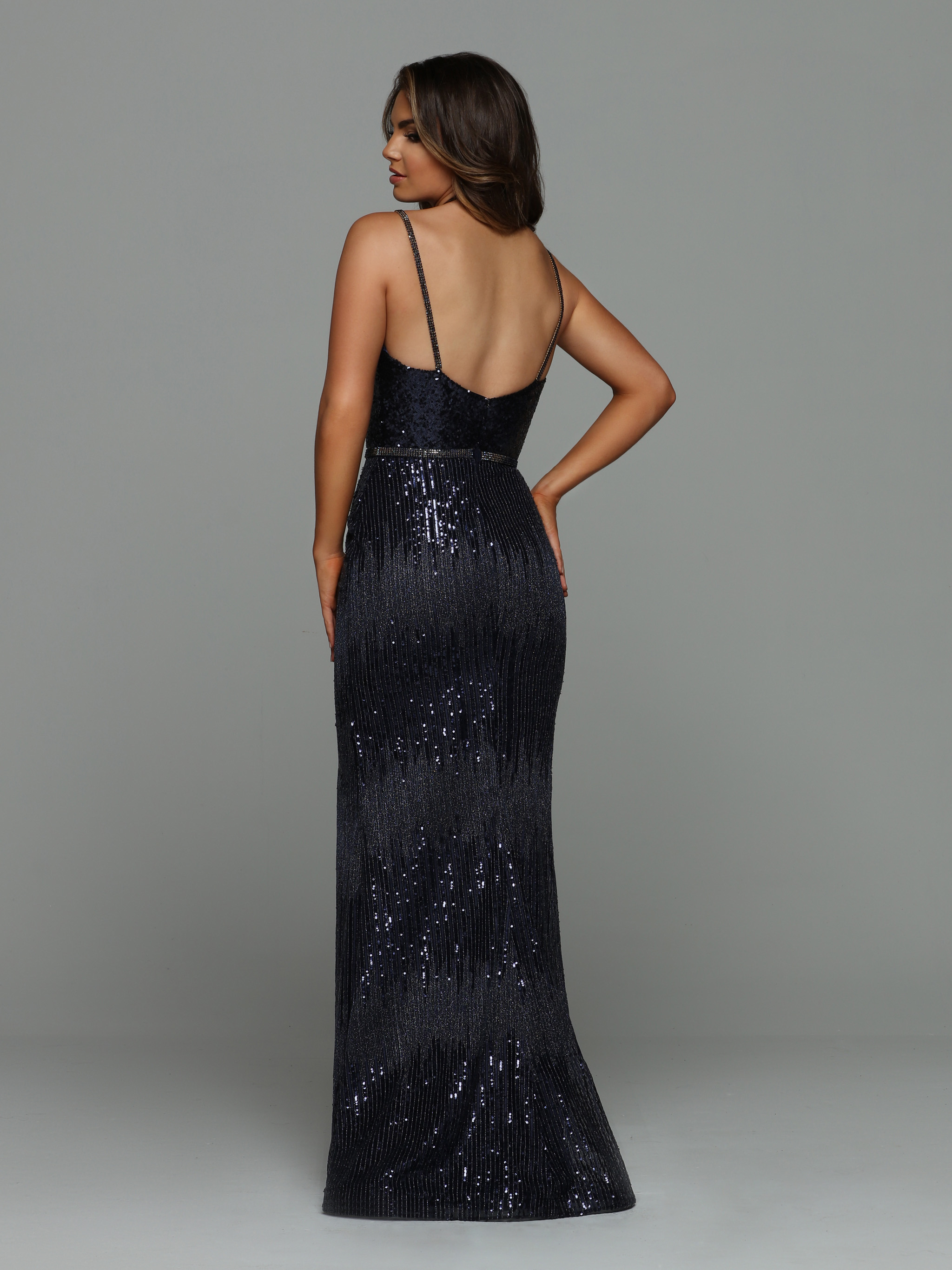 Back view of Style : 71959