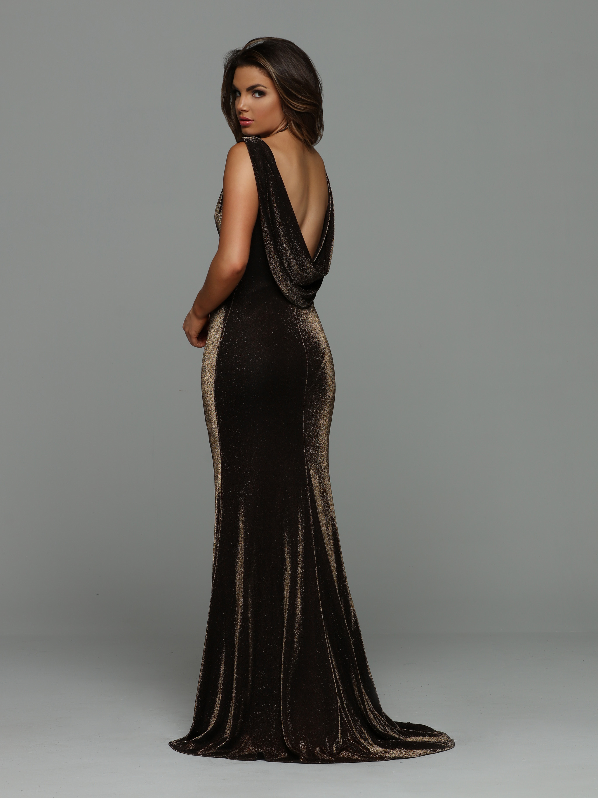 Back view of Style : 71964