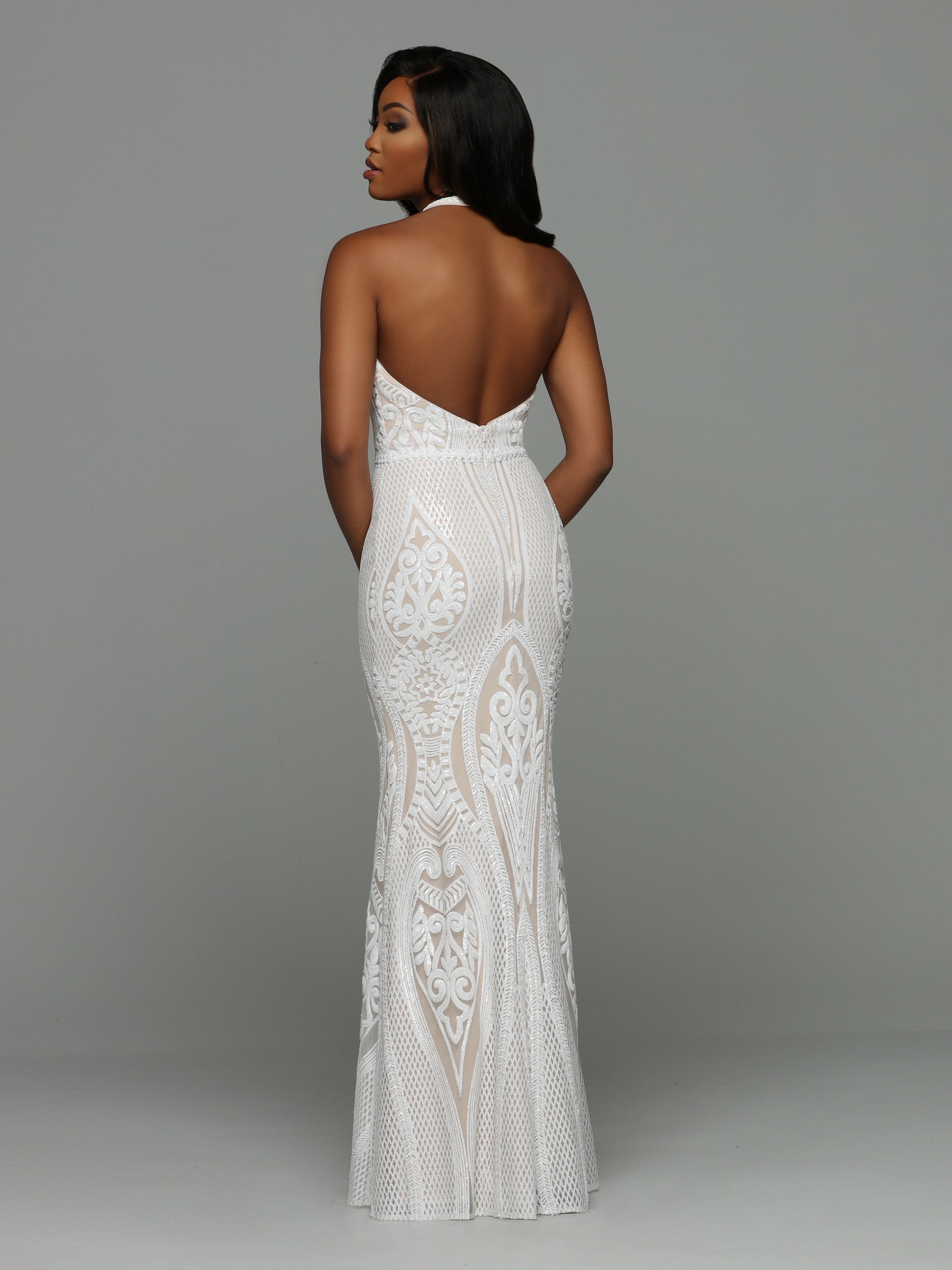 Back view of Style : 71965
