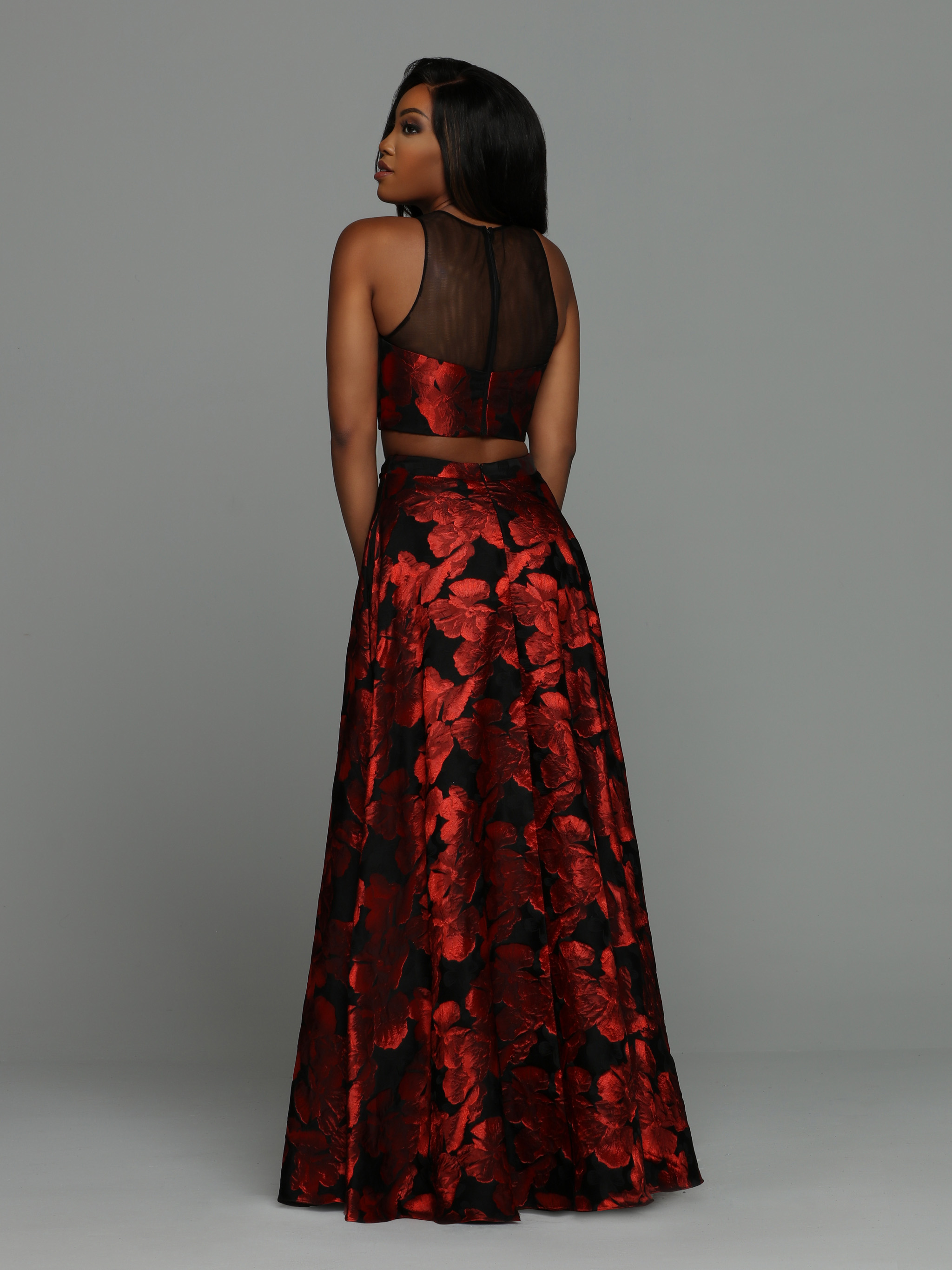 Back view of Style : 71981