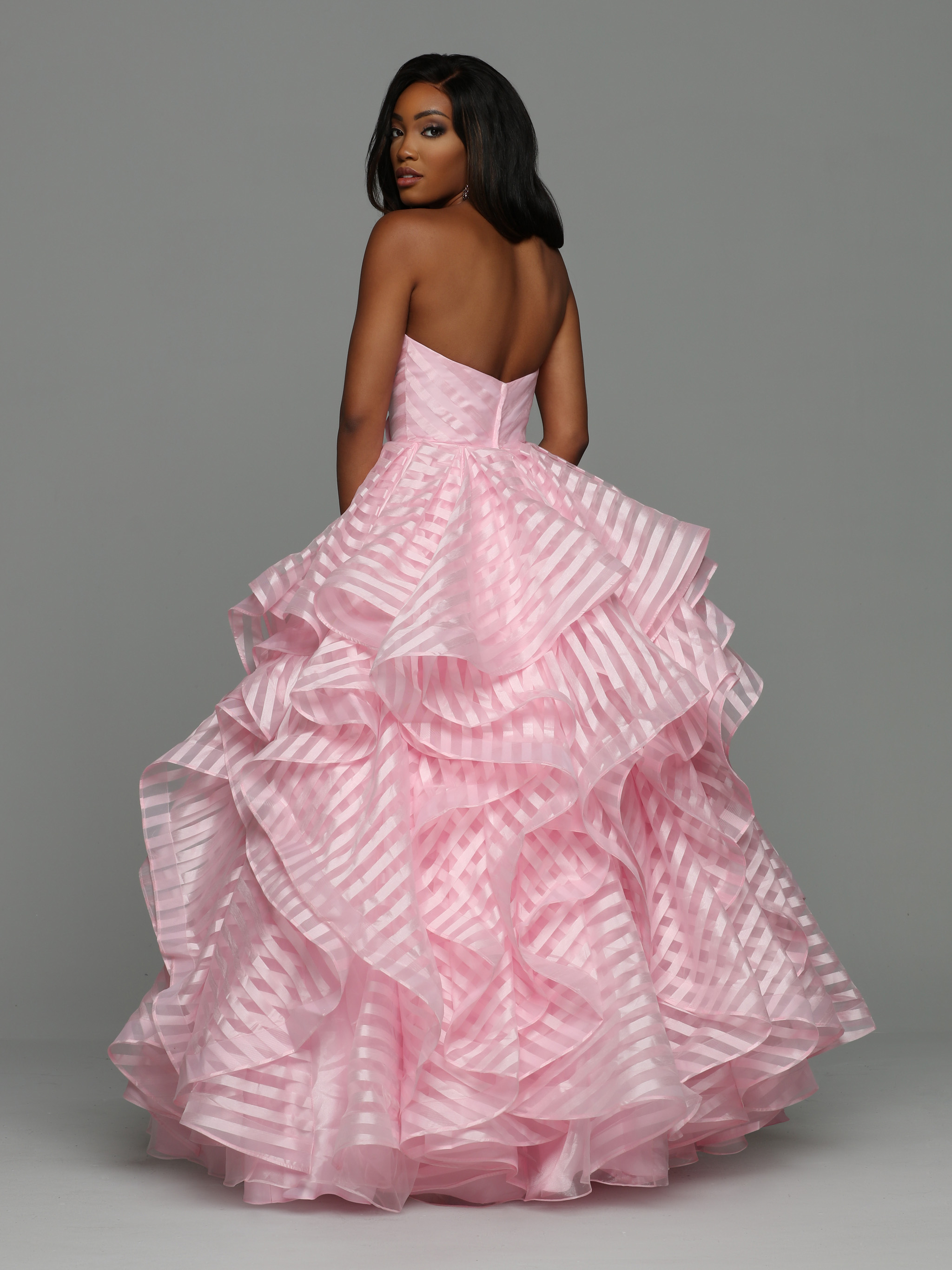 Back view of Style : 71998
