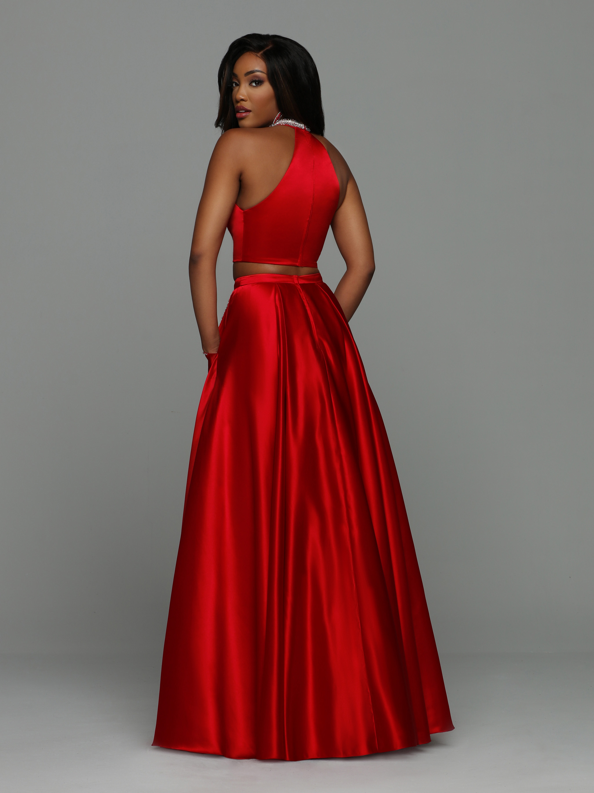 Back view of Style : 72004