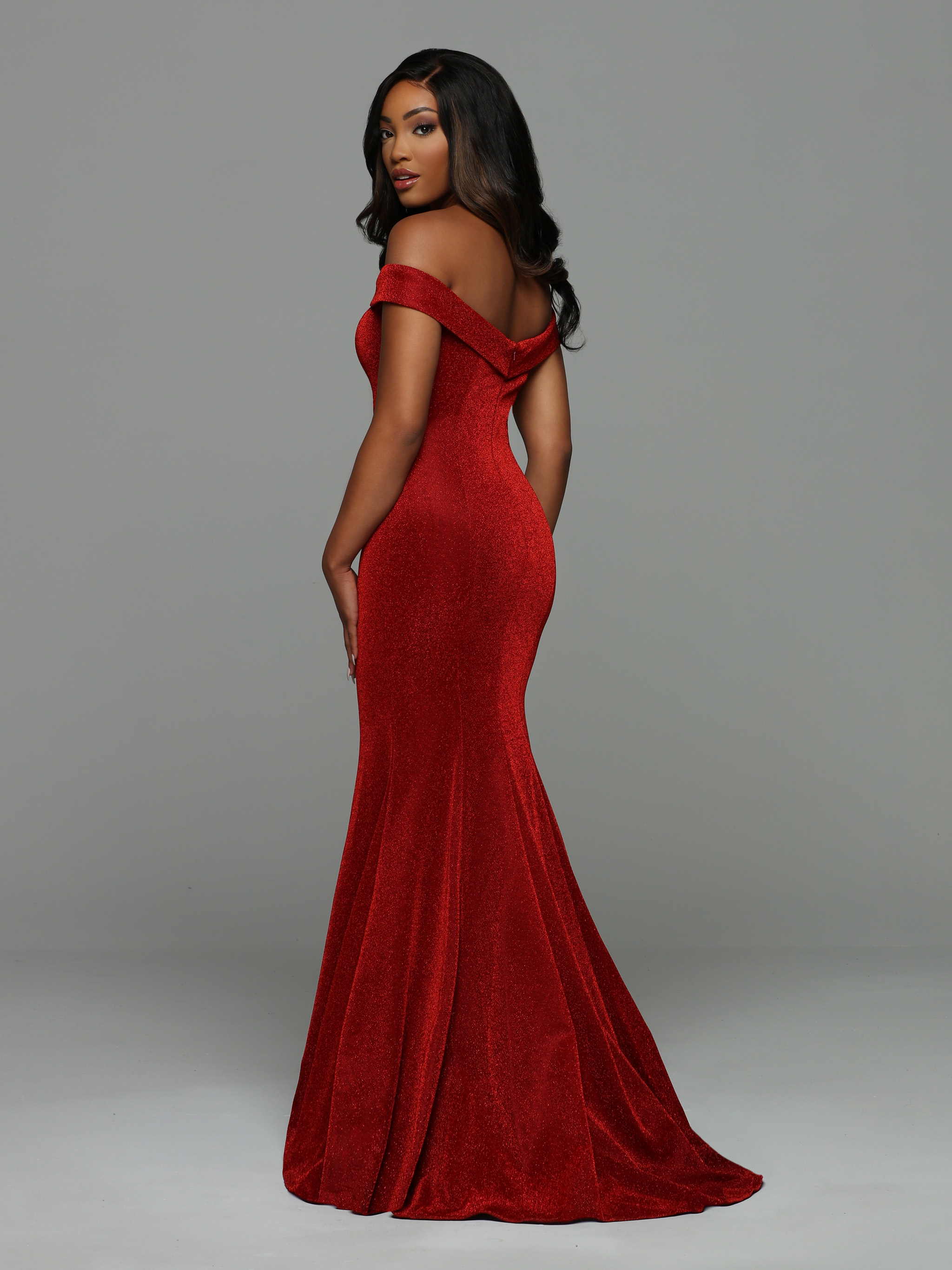 Back view of Style : 72011