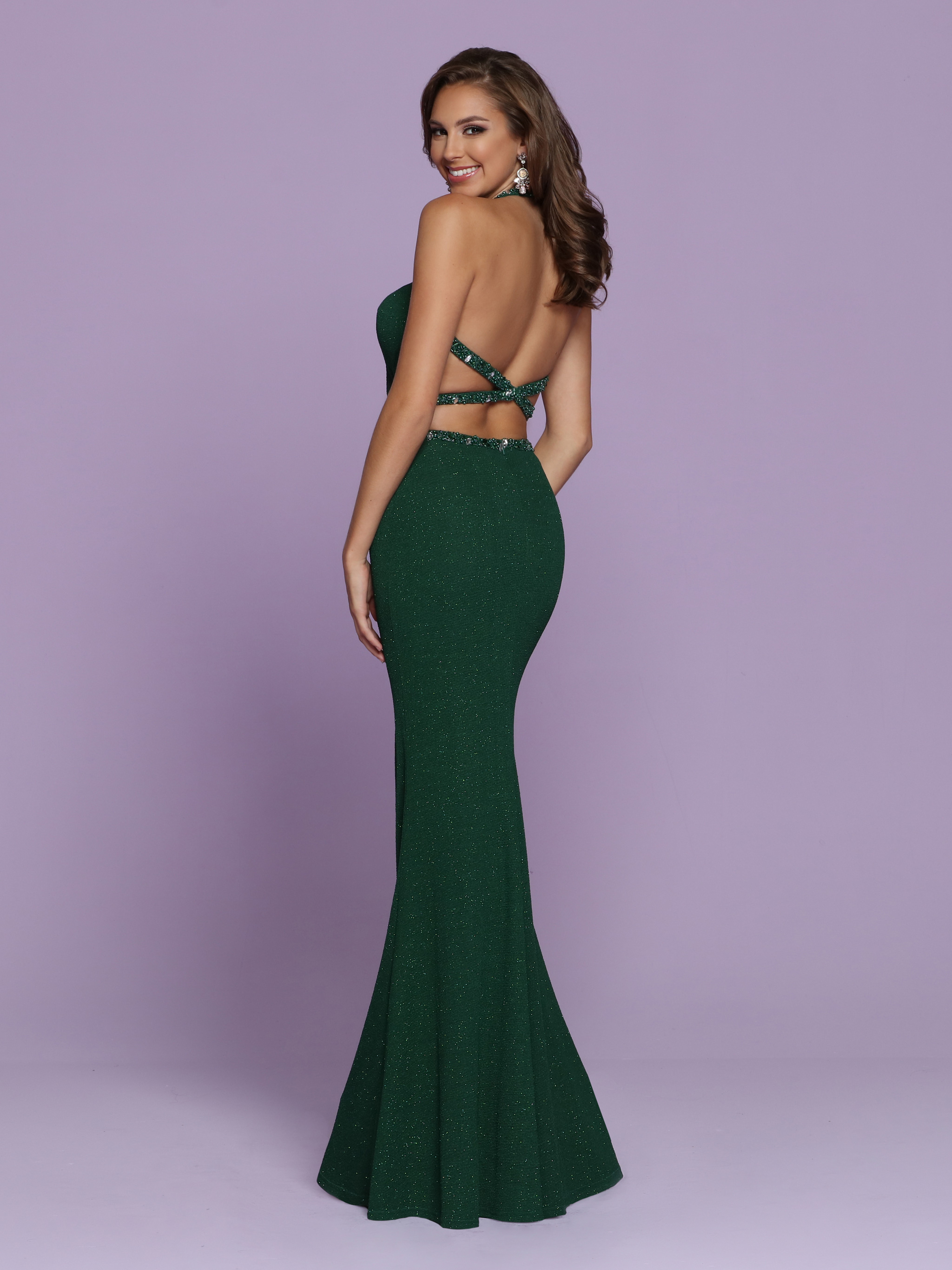 Back view of Style : 72040