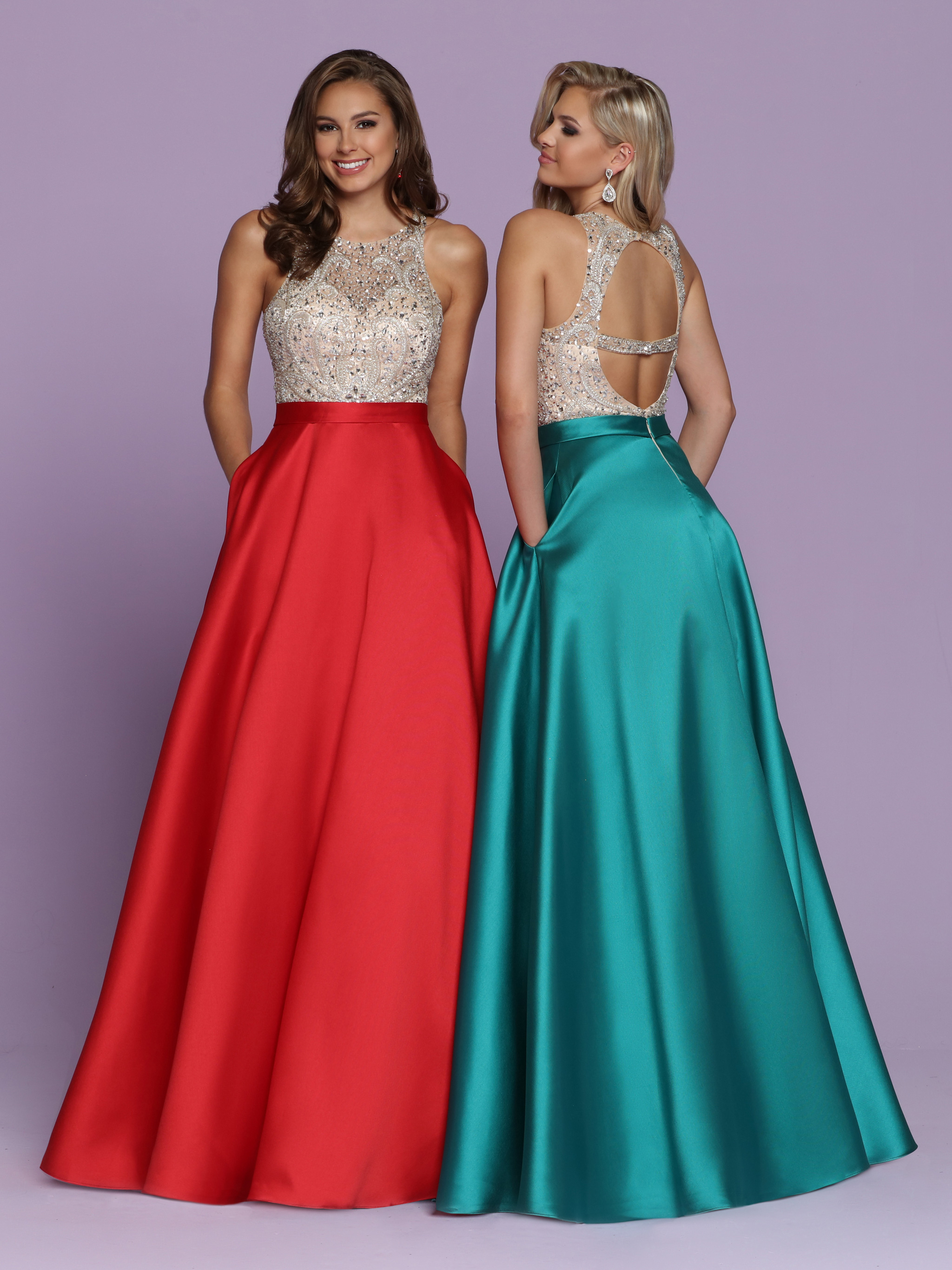Back view of Style : 72046