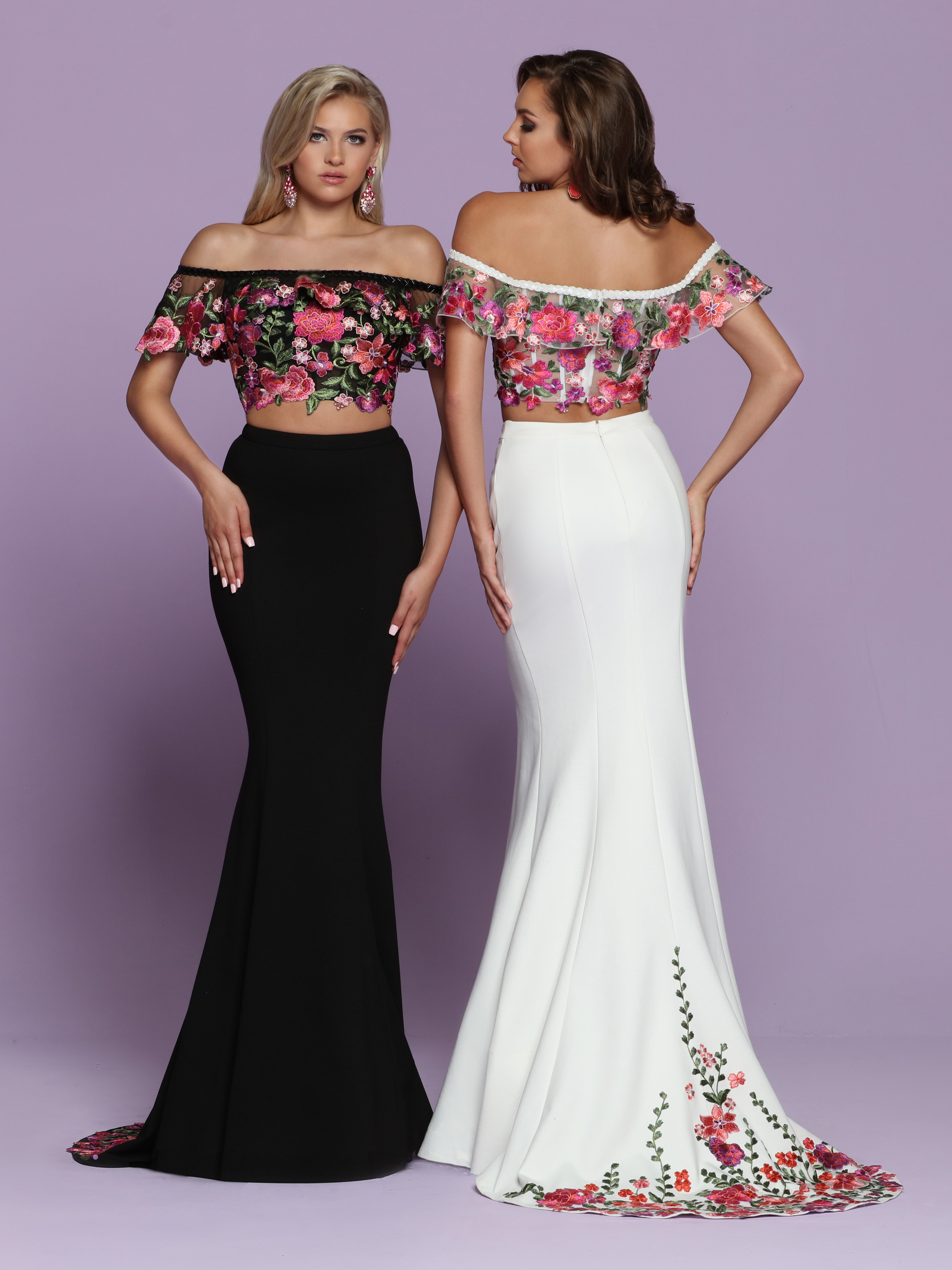 Back view of Style : 72047