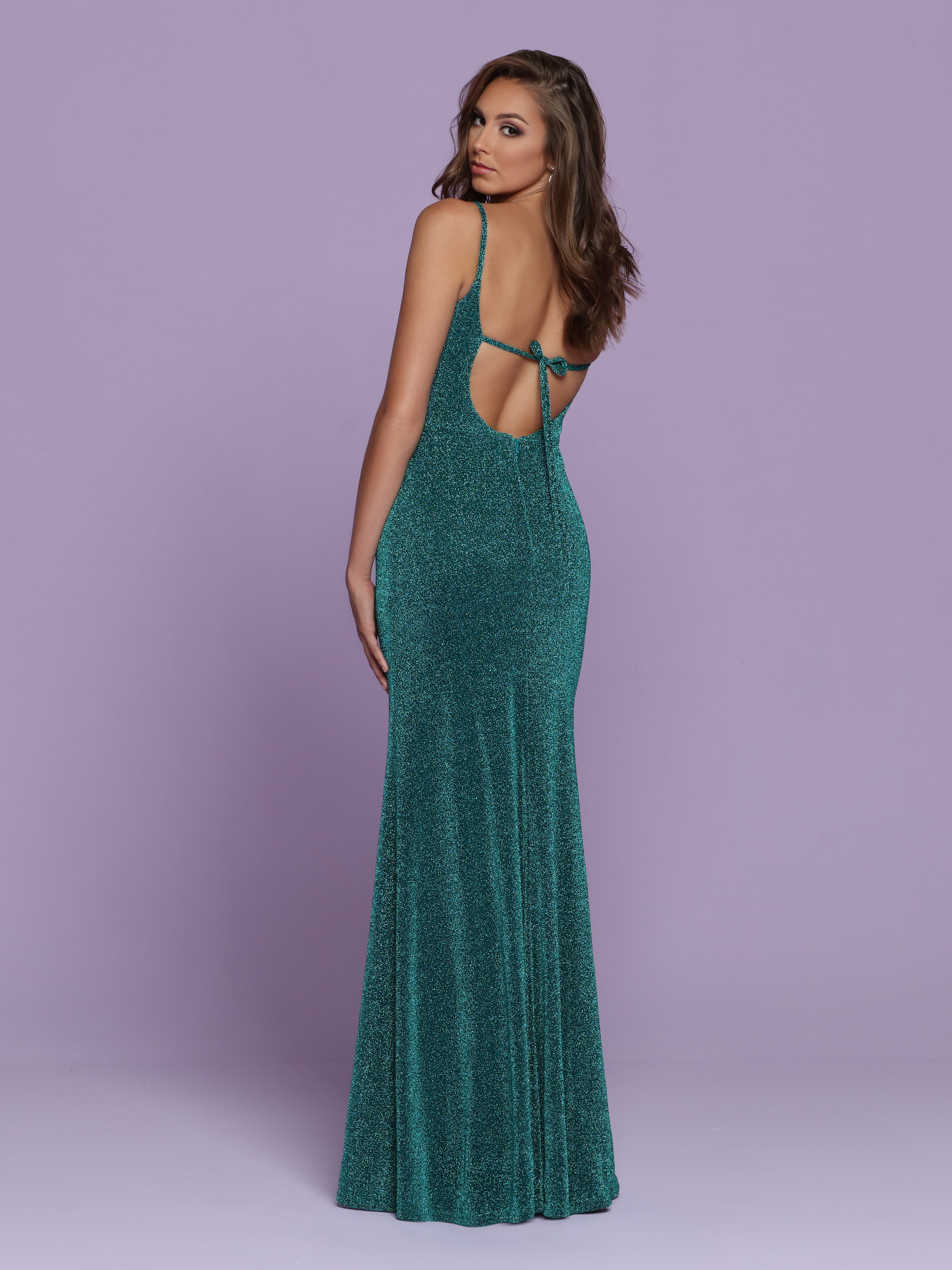 Image showing back view of style #72067