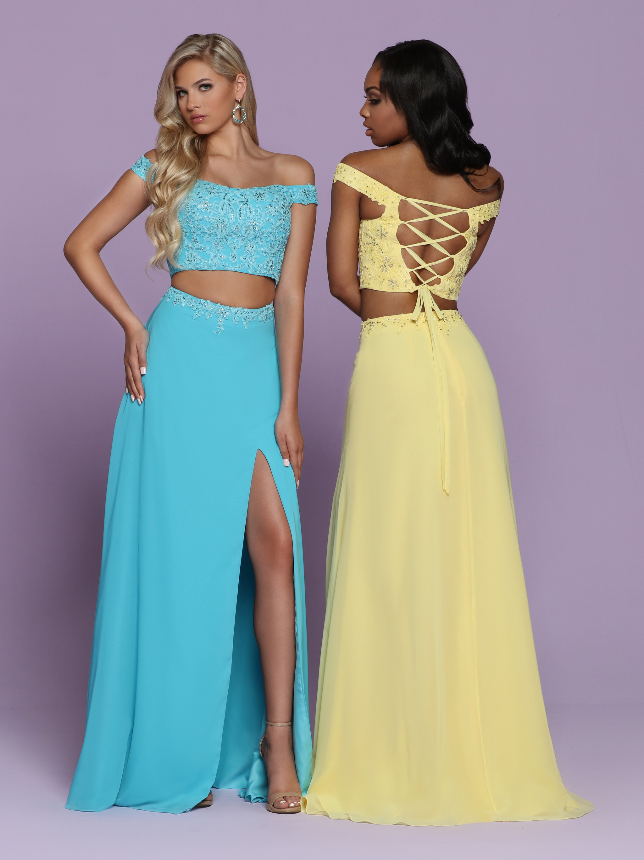 Image showing back view of style #72069