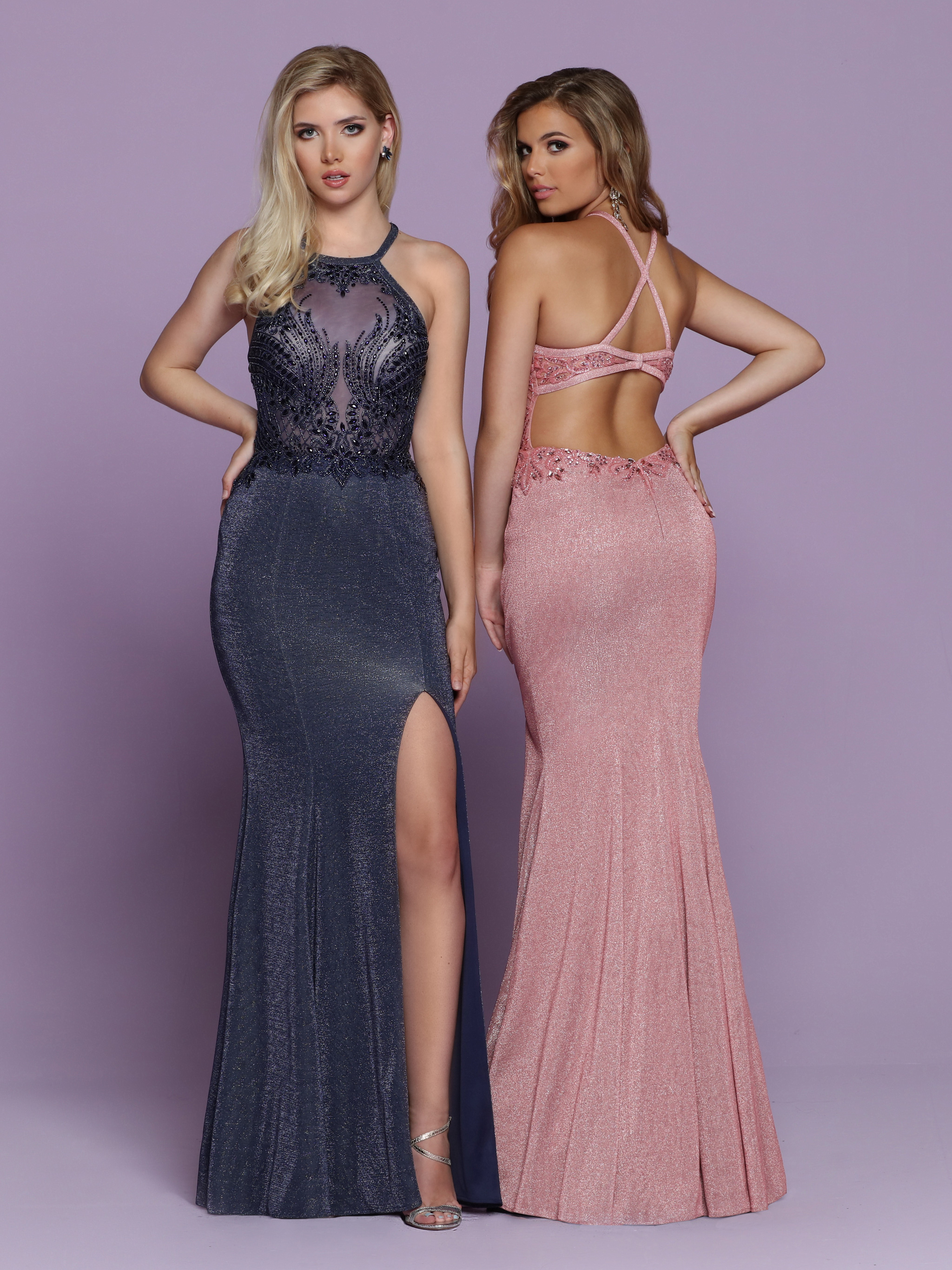 Image showing back view of style #72080