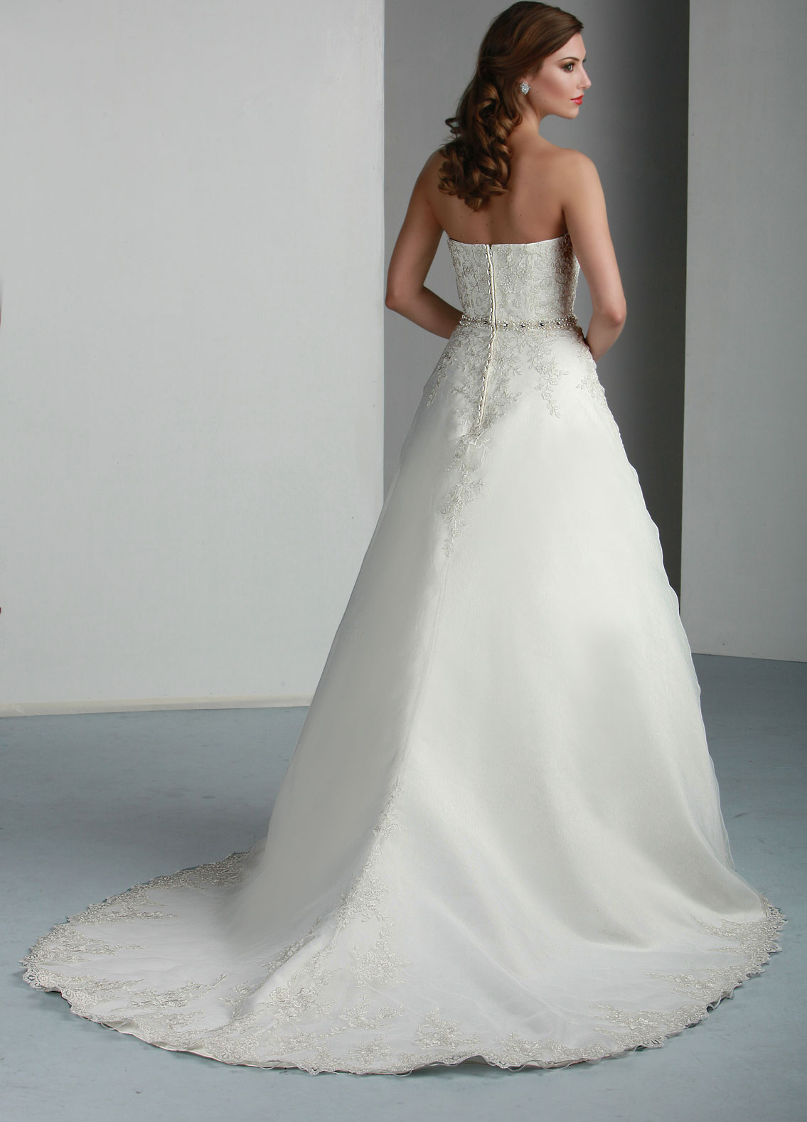 Back view of Style : 50009