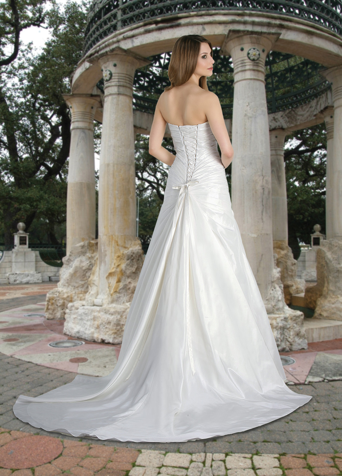 Back view of Style : 50041