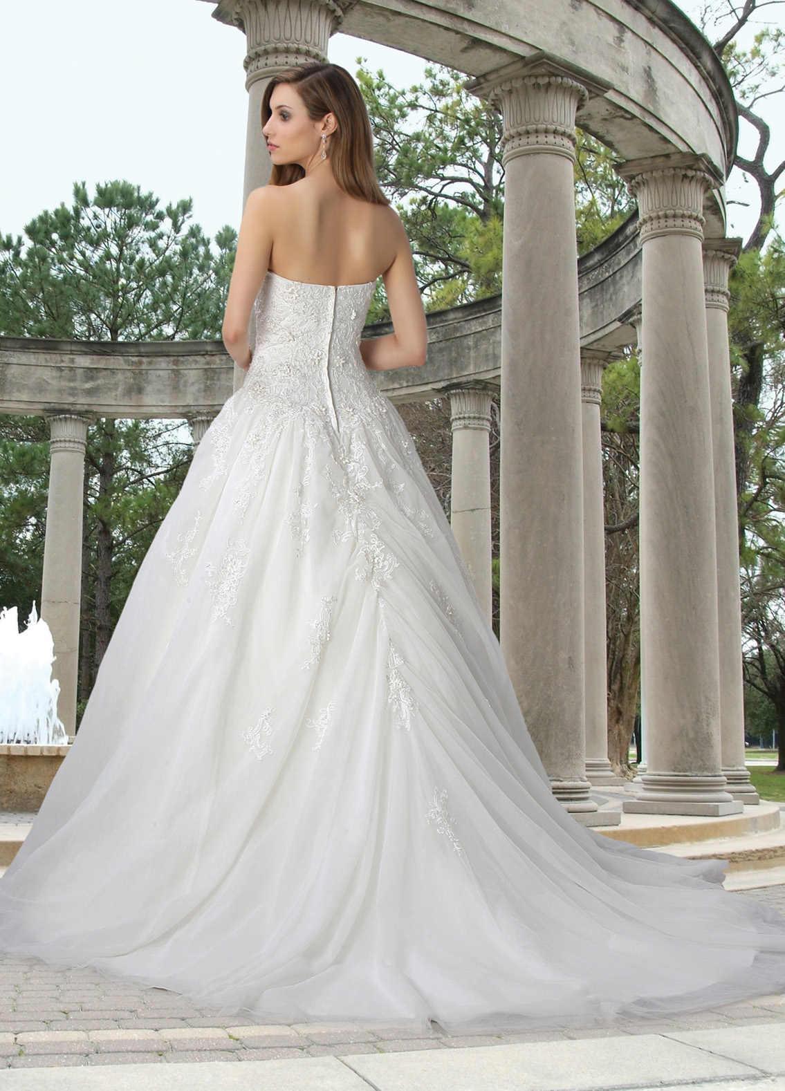 Back view of Style : 50045