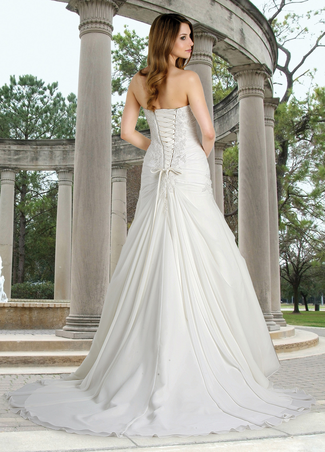 Back view of Style : 50053