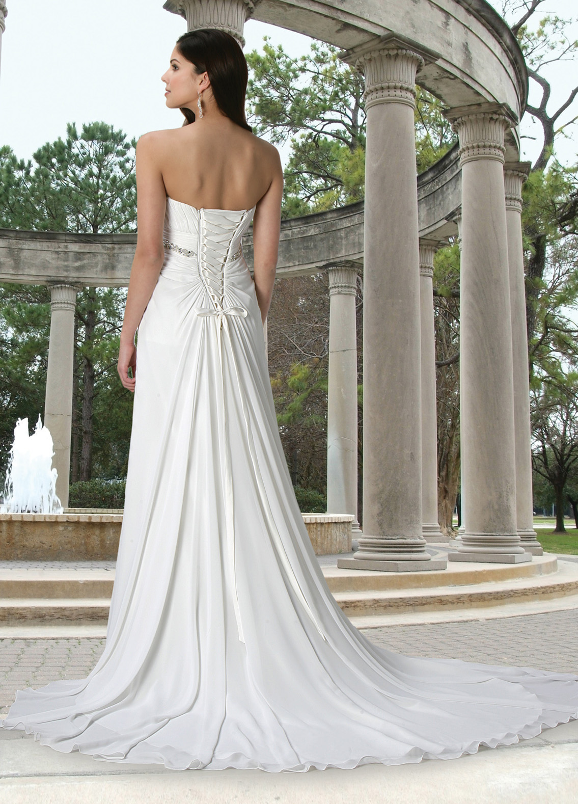 Back view of Style : 50056