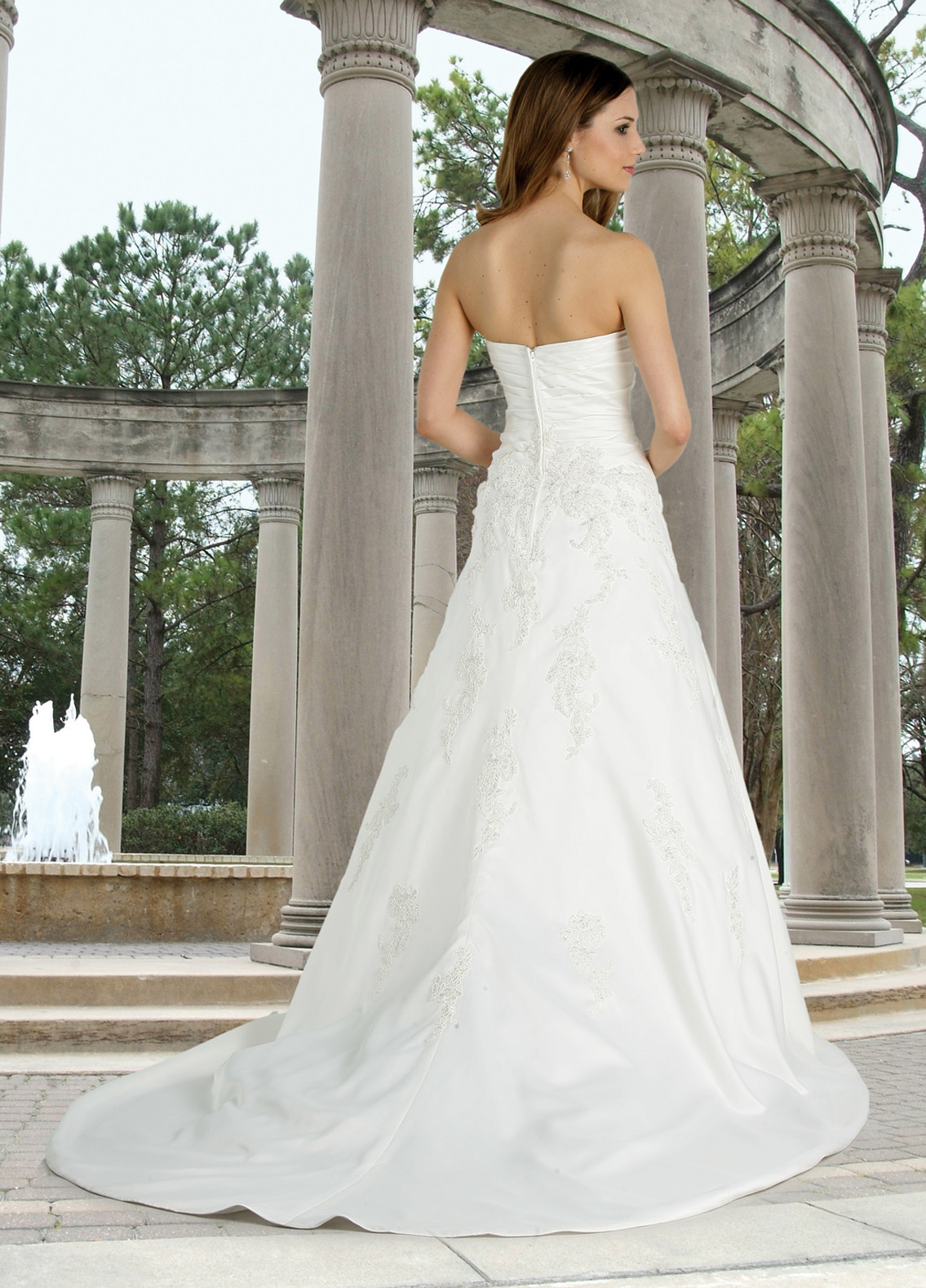 Back view of Style : 50070