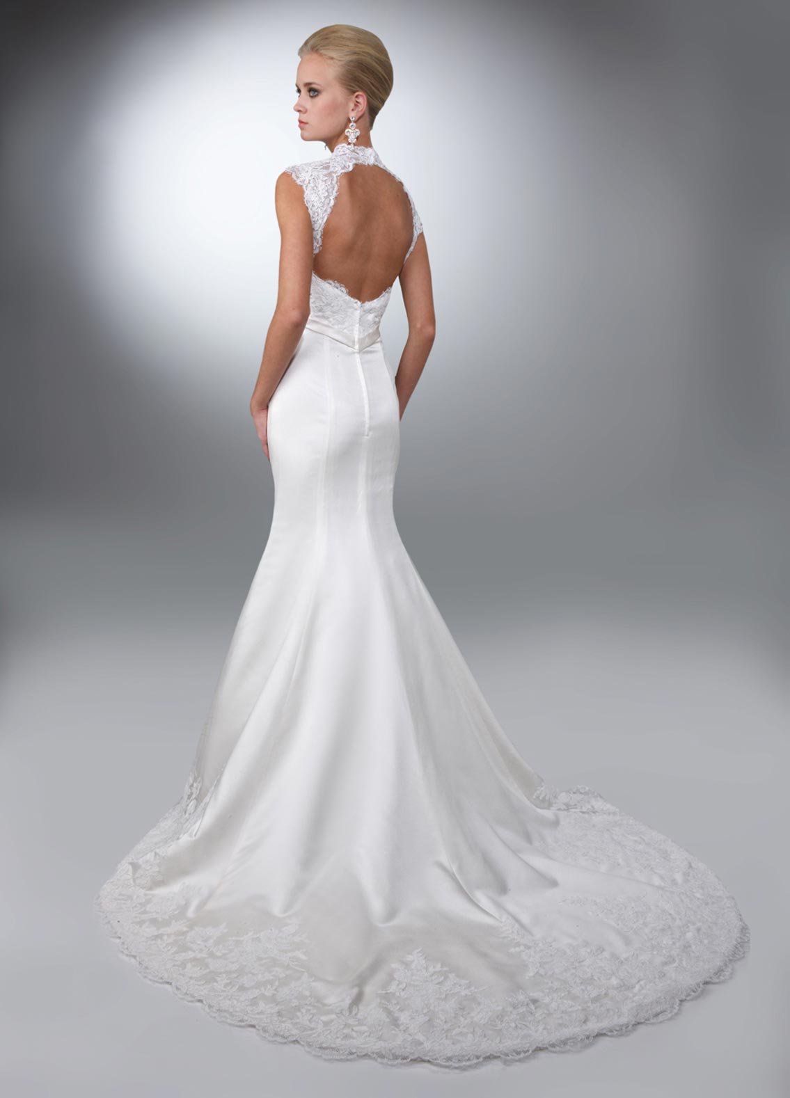 Back view of Style : 50083