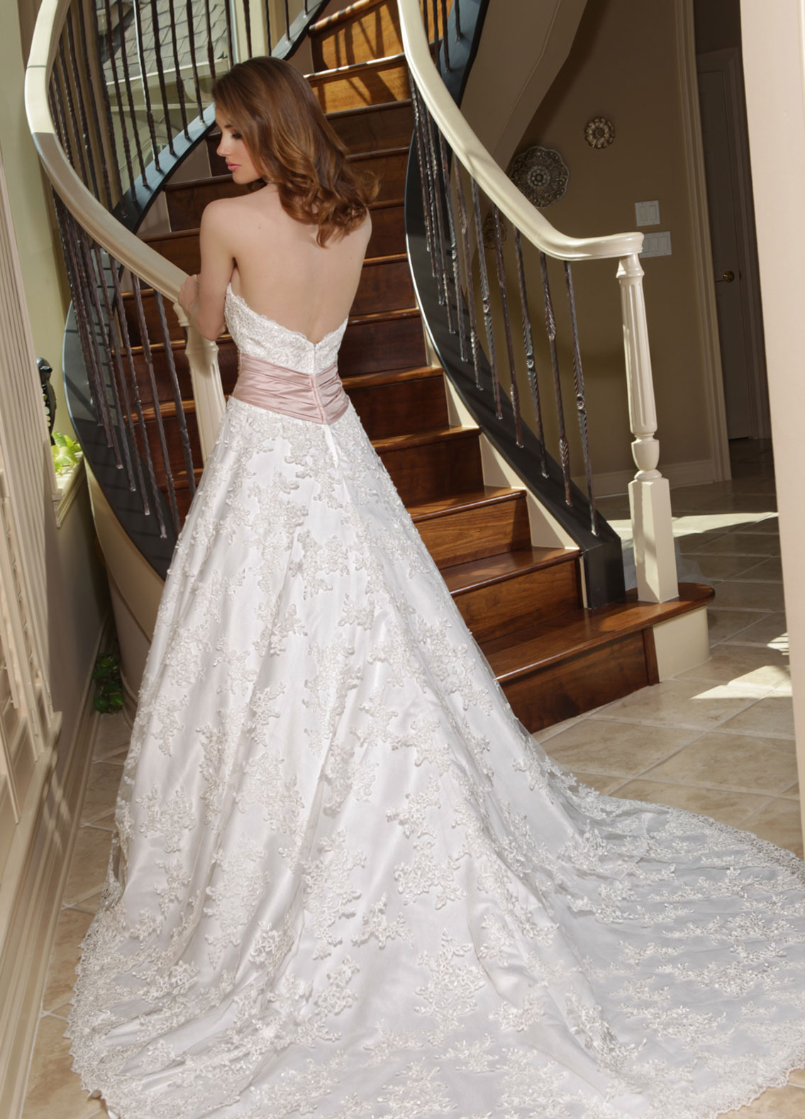 Back view of Style : 50134