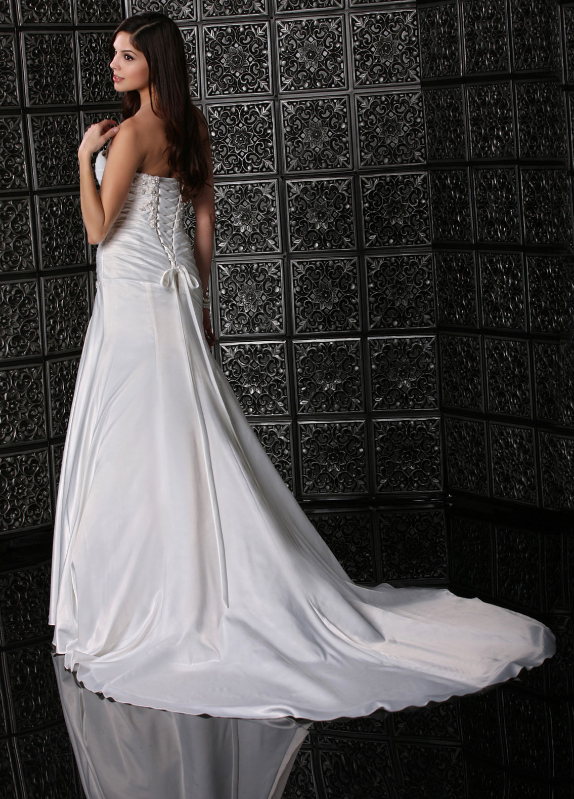 Back view of Style : 50143