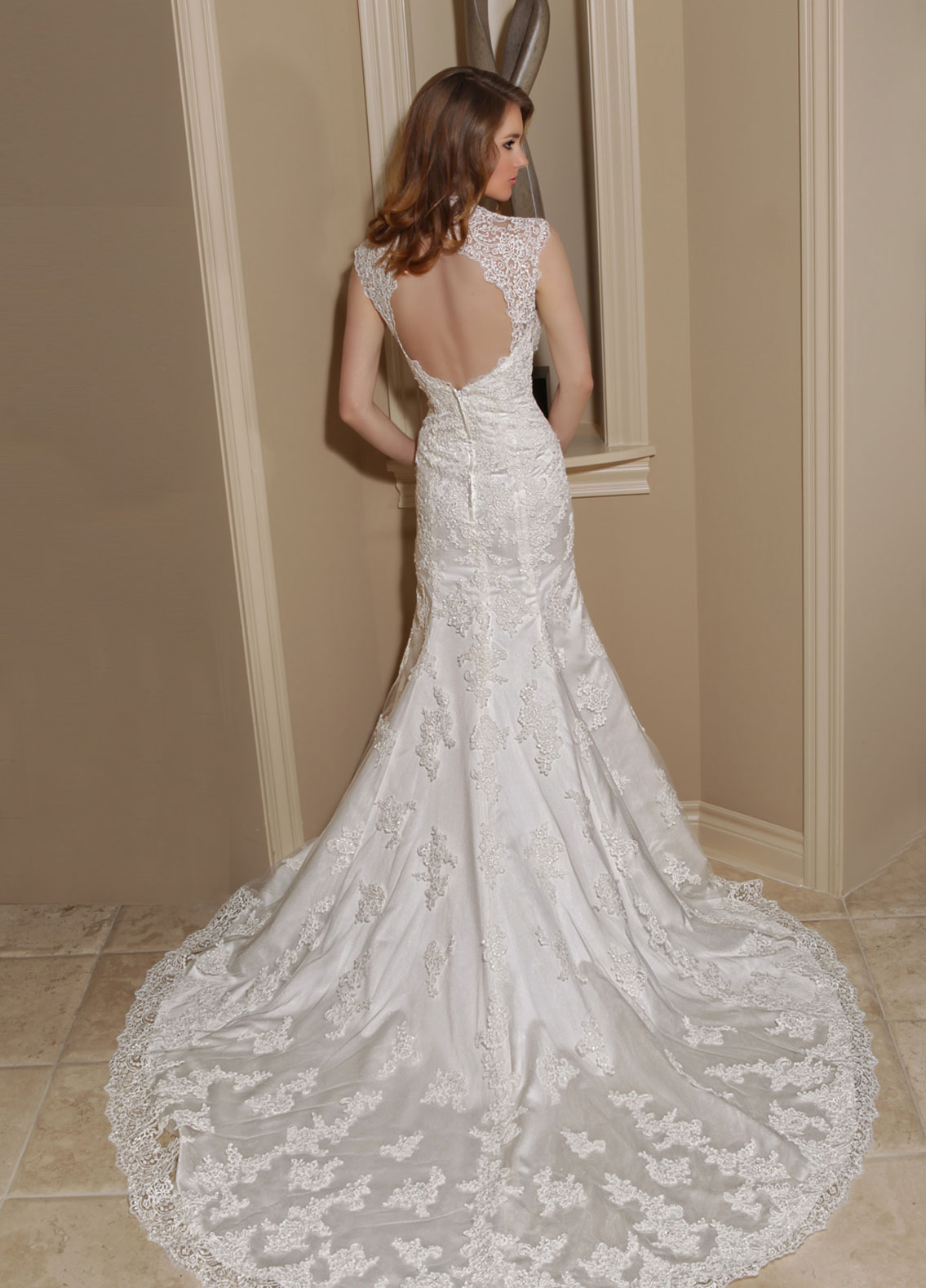 Back view of Style : 50144