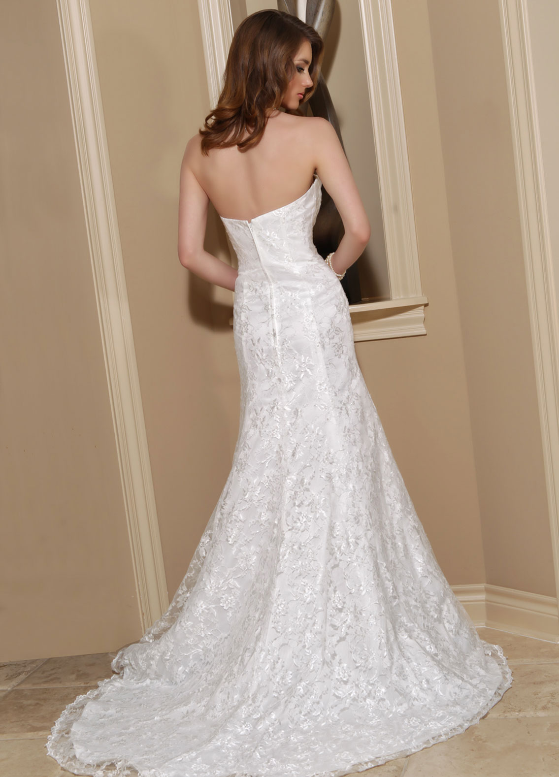 Back view of Style : 50155