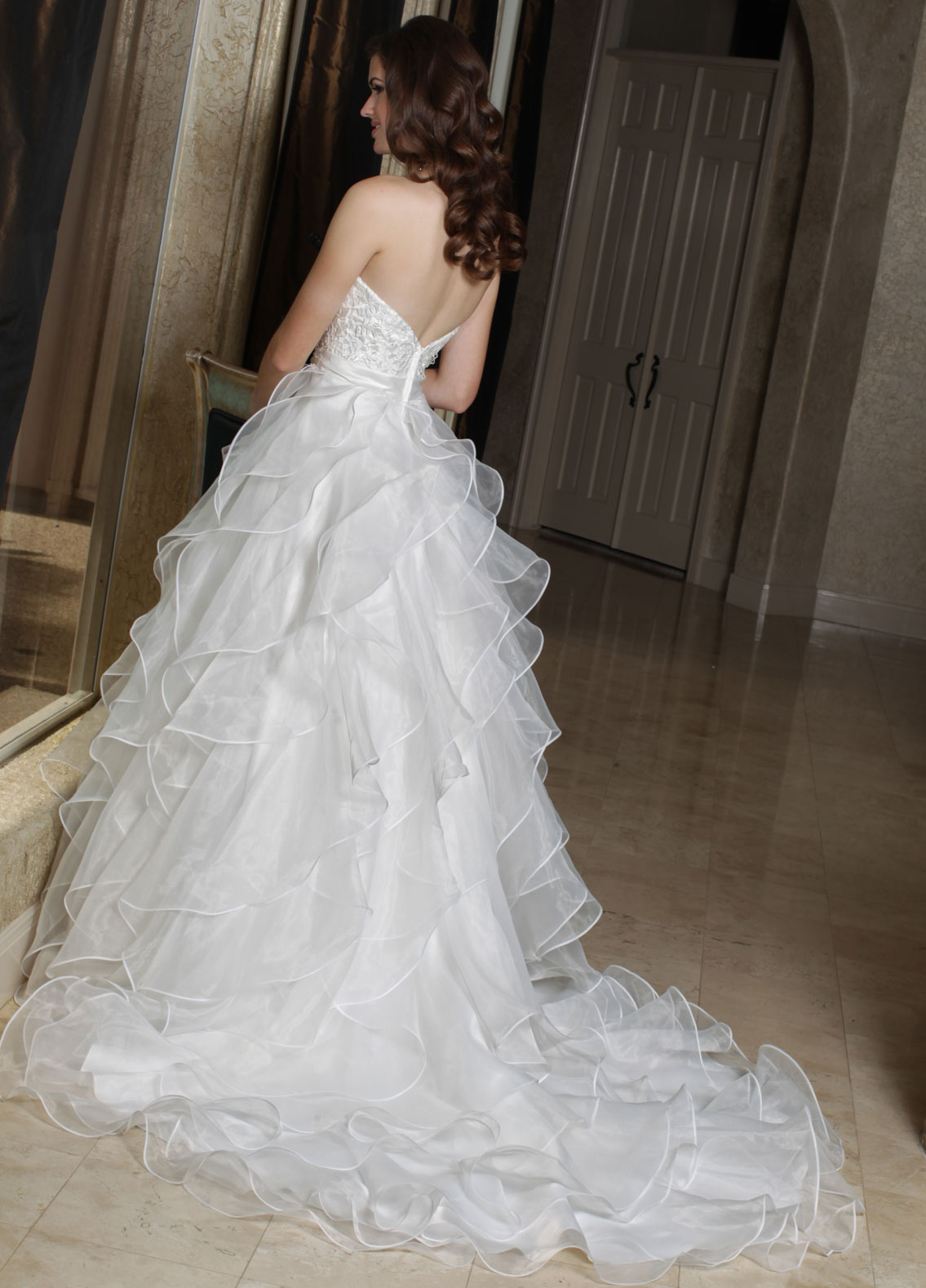 Back view of Style : 50162