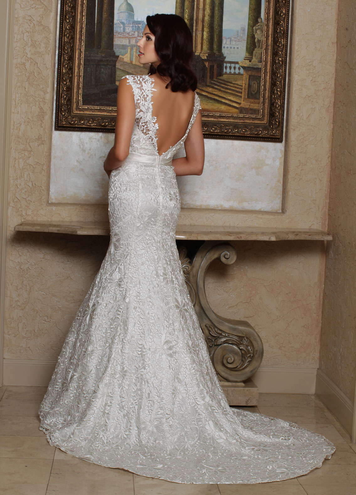 Back view of Style : 50168
