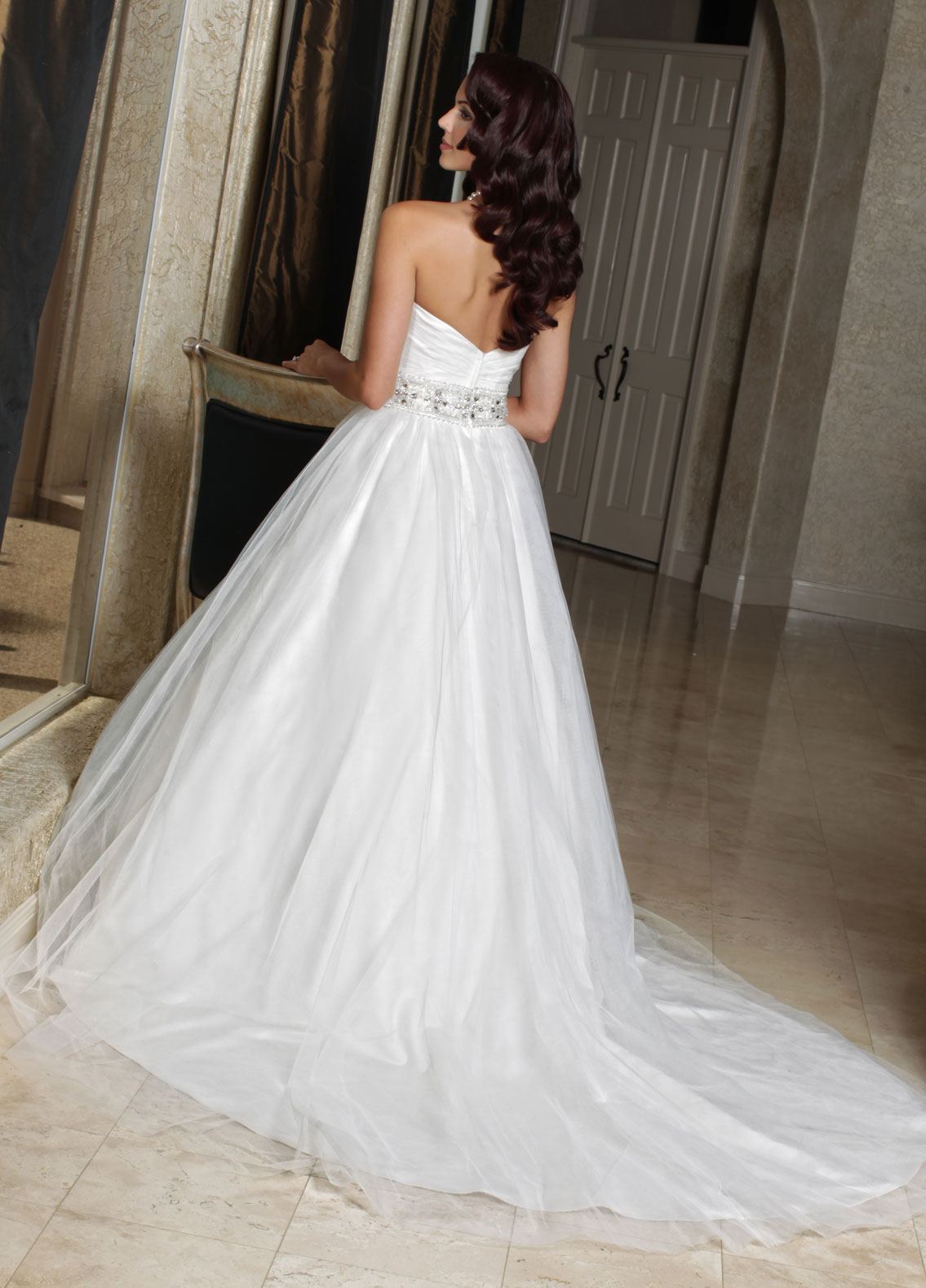 Back view of Style : 50173