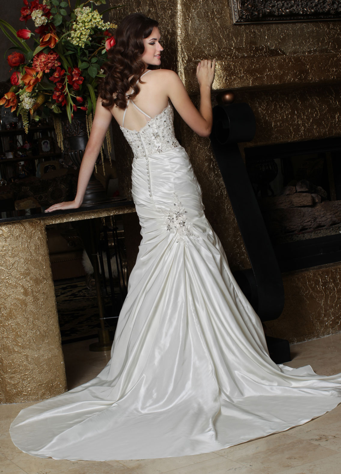 Back view of Style : 50180