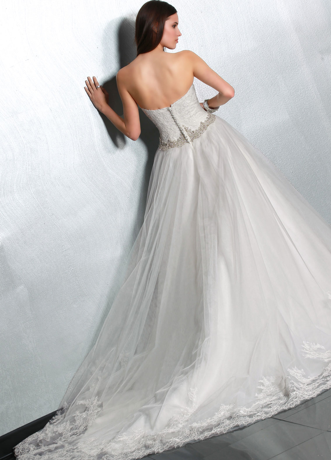 Back view of Style : 50193