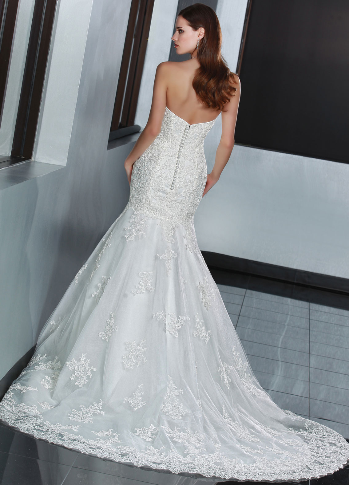 Back view of Style : 50203