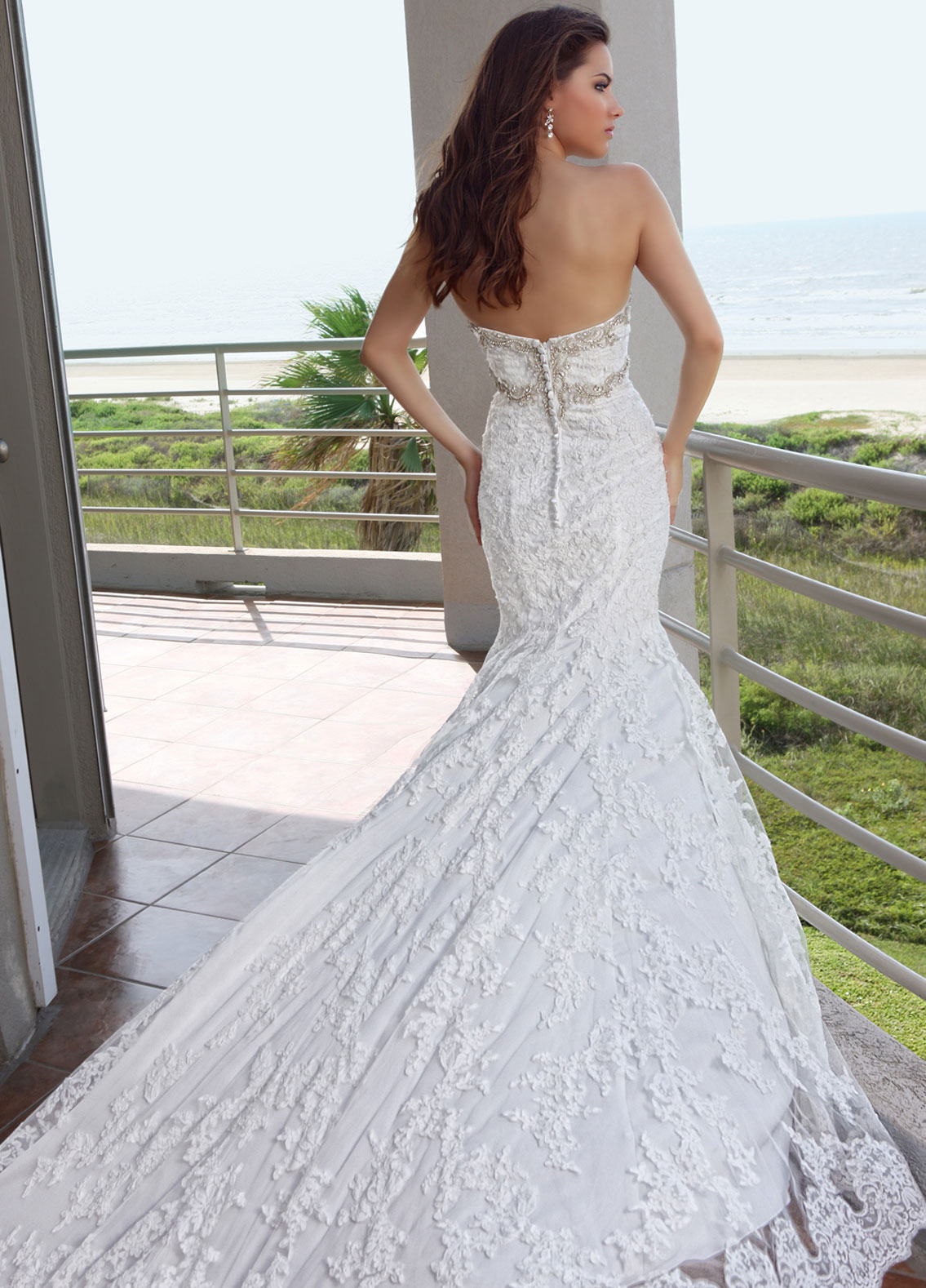 Back view of Style : 50234