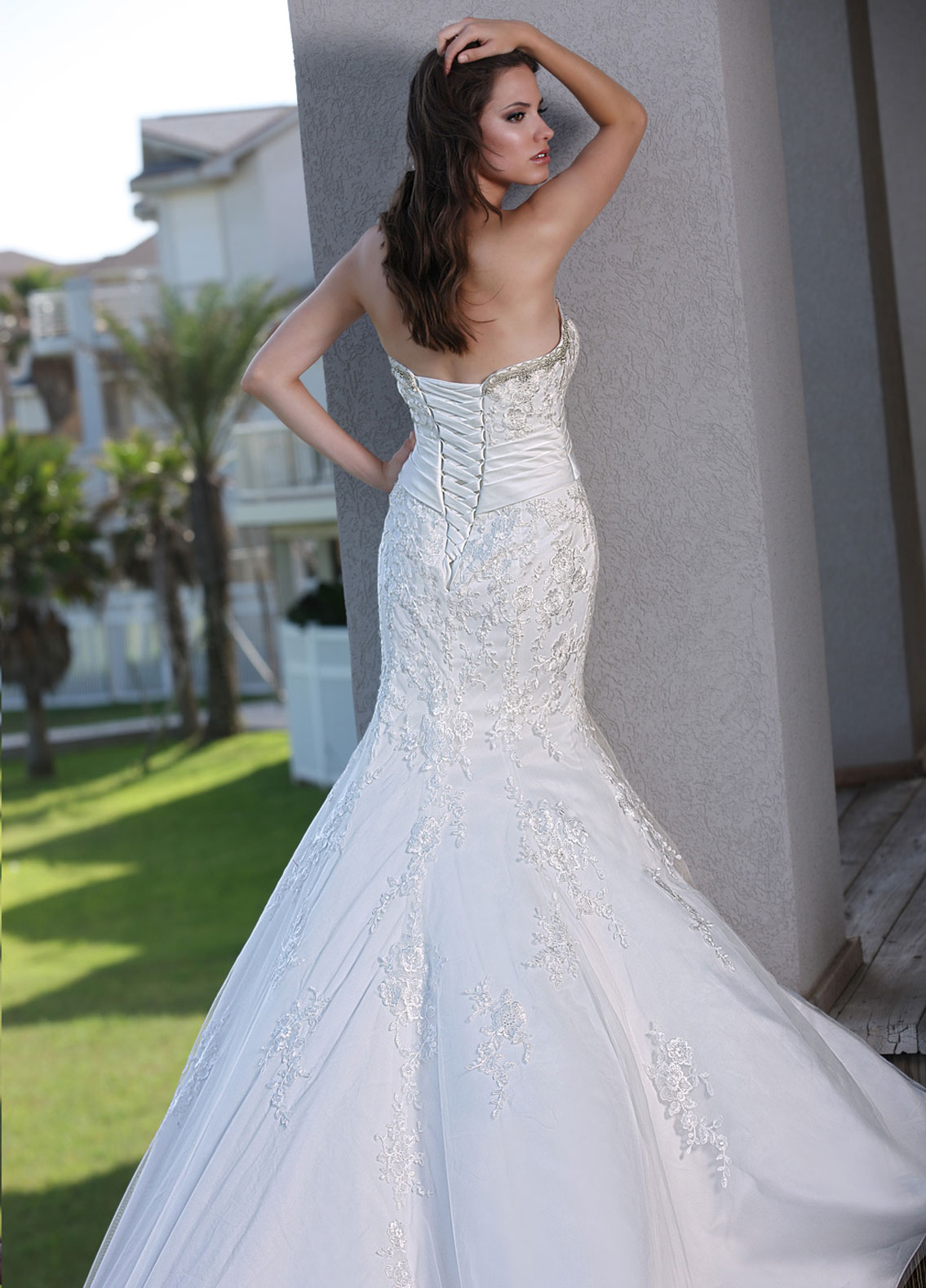 Back view of Style : 50238